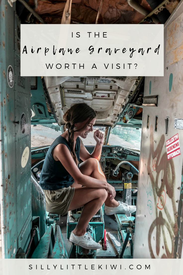is Bangkok's Airplane Graveyard worth a visit? - the ultimate guide to the airplane graveyard and how to get there #bangkok #bangkoktravel #bangkokthingstodo