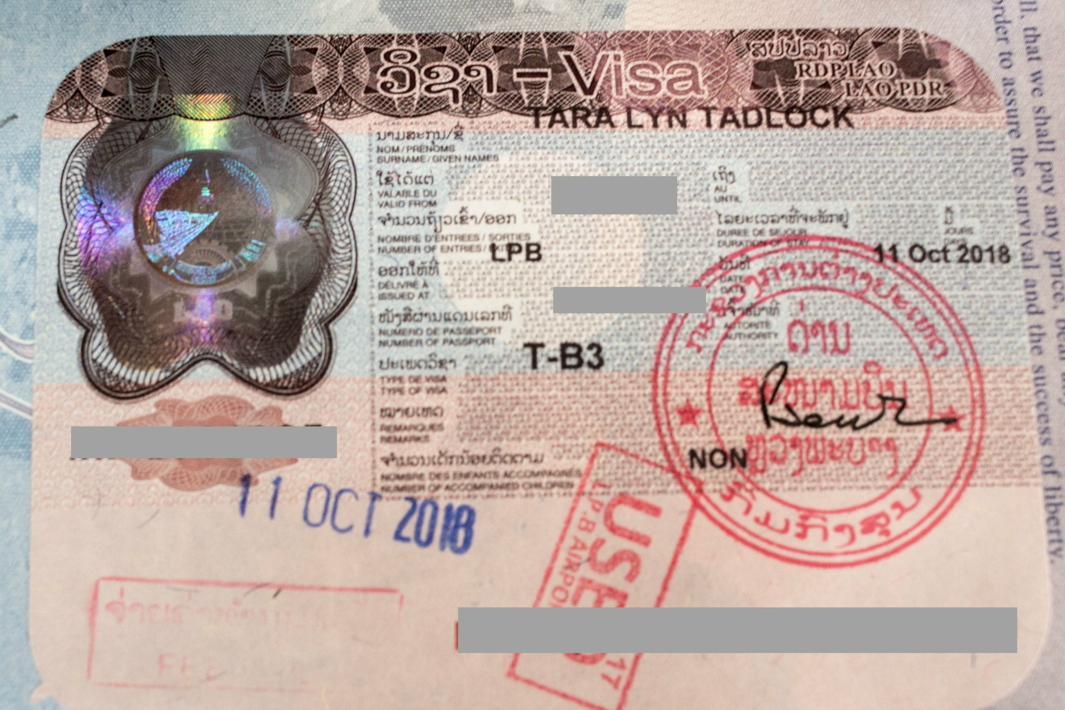 a comprehensive guide to visas for U.S. citizens traveling Southeast Asia in 2019