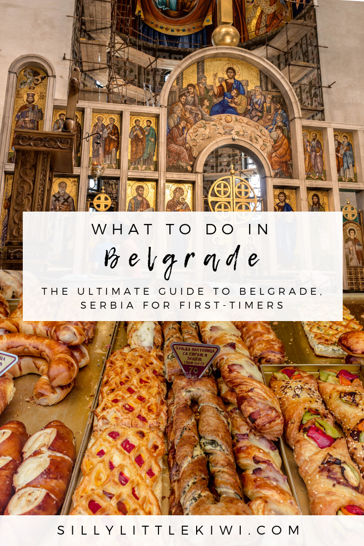 what to do in Belgrade, Serbia: a complete guide to one of Europe's most underrated capital city #belgrade #belgradethingstodo #belgradetravel