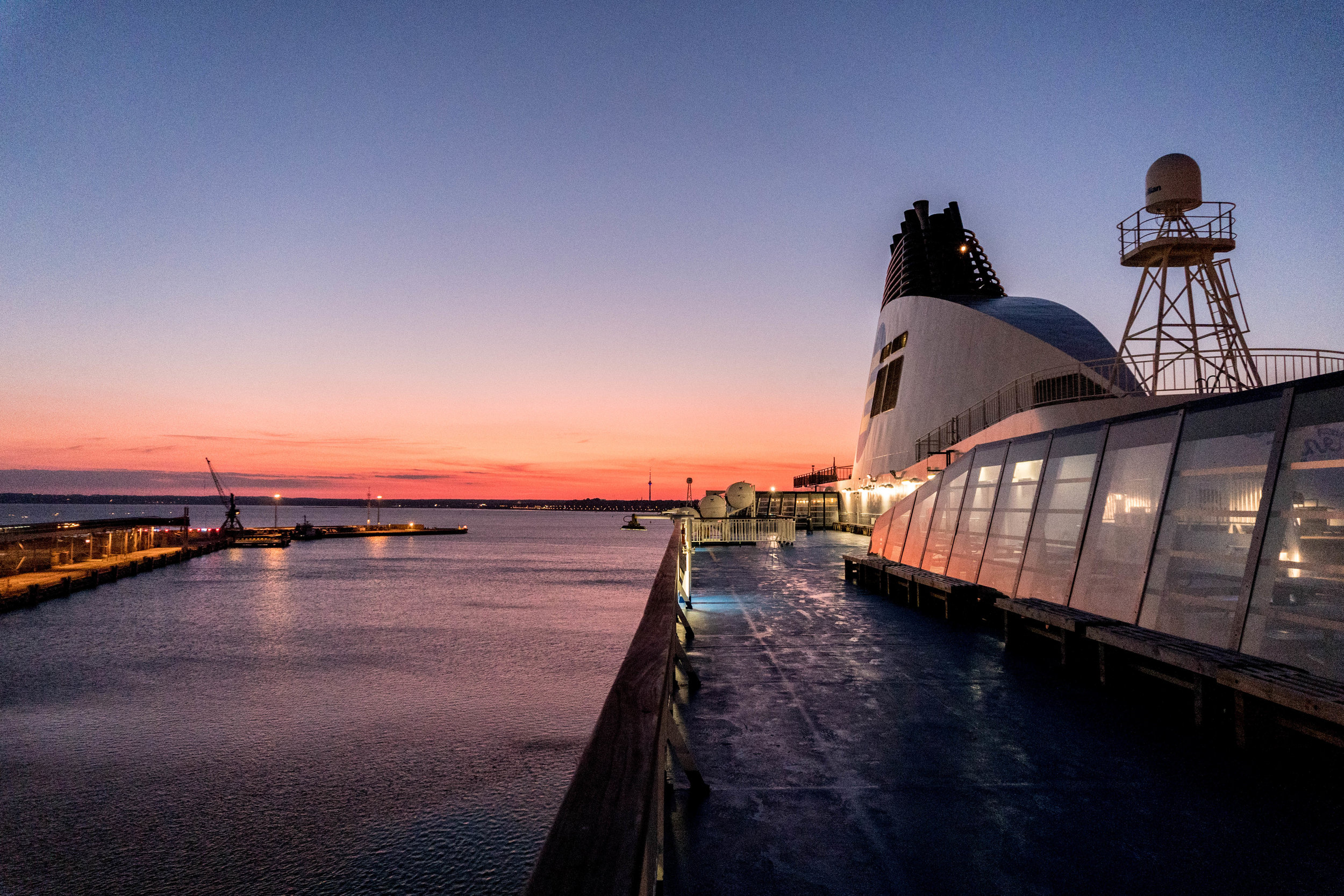 how to take the ferry from Tallinn to Helsinki for €15
