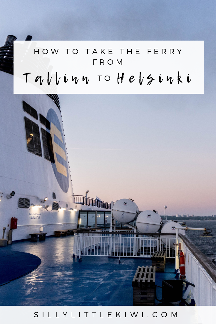 how to take the ferry from Tallinn to Helsinki for €15 #ferrytravel #europetravel #helsinkitravel #tallinntravel