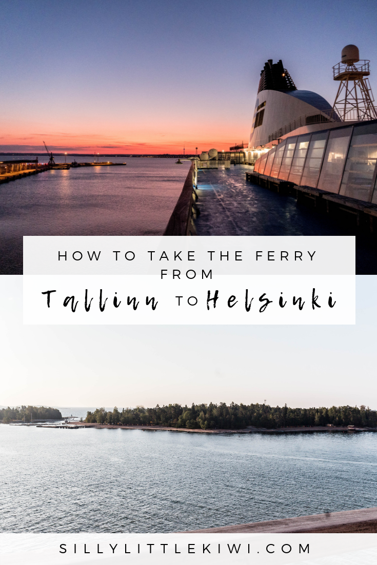how to take the ferry from Tallinn to Helsinki for €15 #ferrytravel #helsinkitravel #tallinntravel #tallinnthingstodo