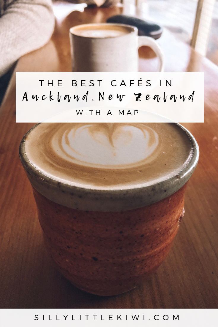 the best cafes in Auckland, New Zealand: where to get the best coffee in New Zealand's big city and a map to help you navigate #newzealand #auckland #aucklandcafes