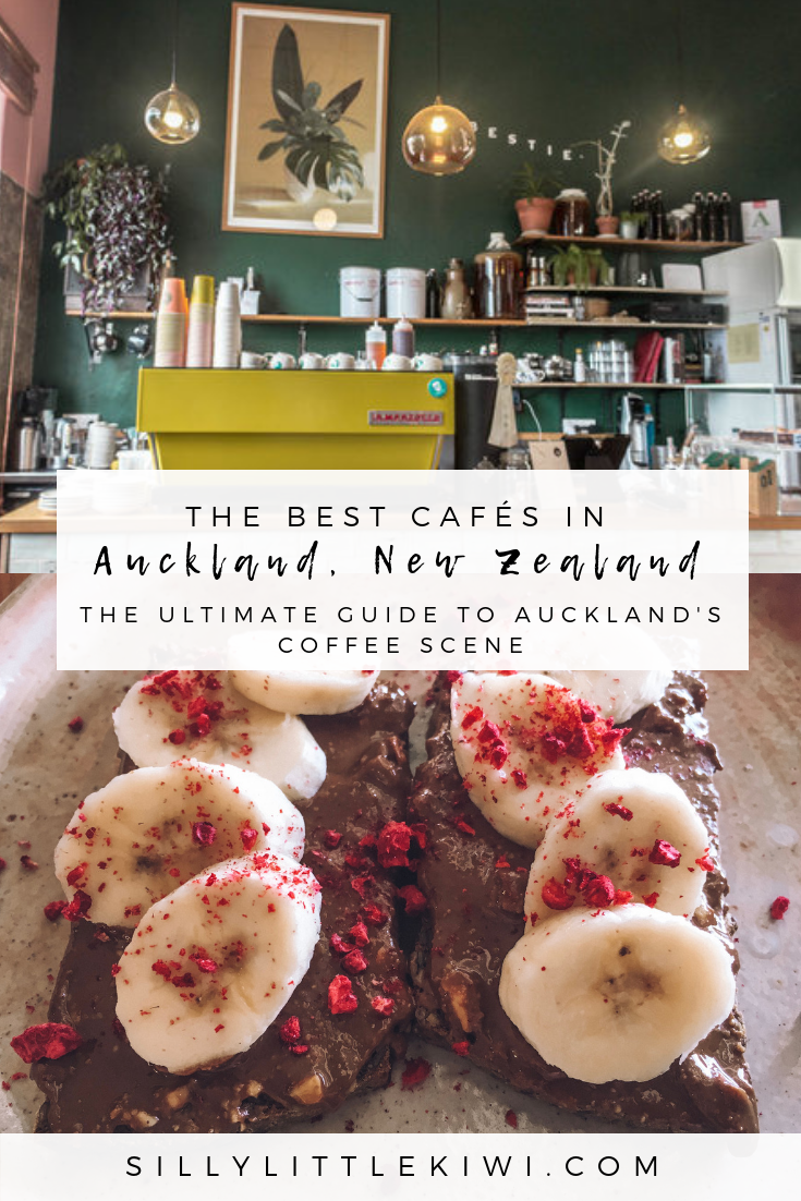the best cafés in Auckland, New Zealand: where to get your caffeine fix in New Zealand's big city #newzealand #newzealandtravel