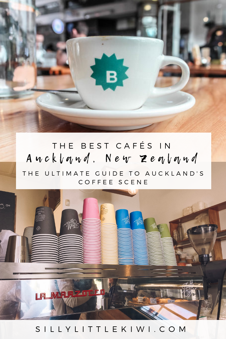 your caffeine fix in New Zealand's big city #newzealand #newzealandcafes #cafeguide