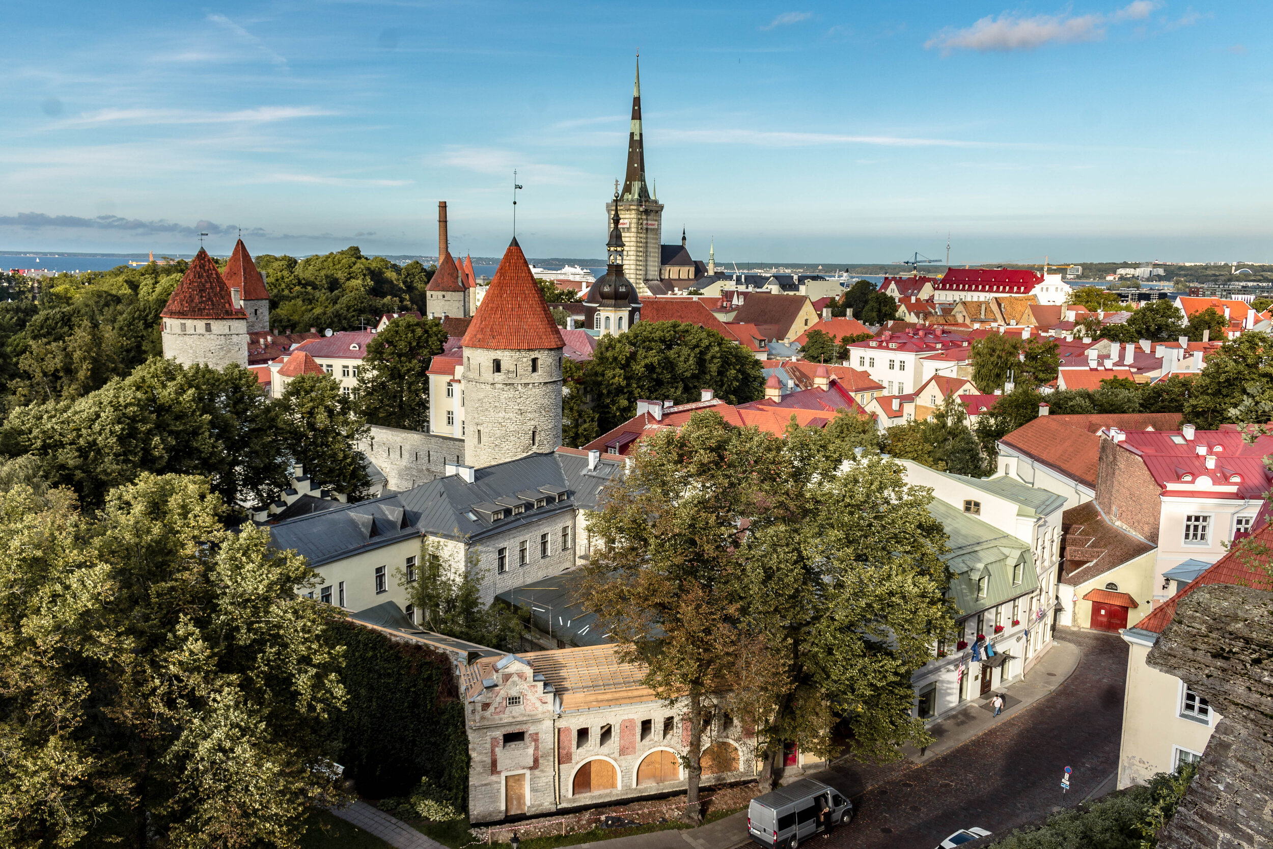 a complete Tallinn travel guide: where to eat, how to get around, + 12 things to do in Tallinn, Estonia