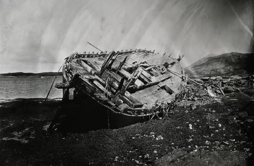 NU Alexander_Boyd-Wreck_of_the_Speedwell_North_Uist.jpg