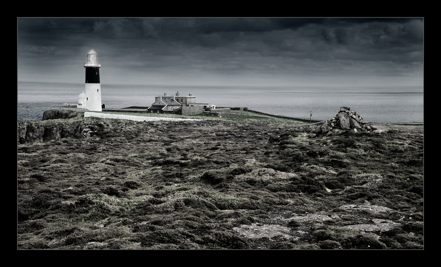 East Lighthouse, Rathlin Island