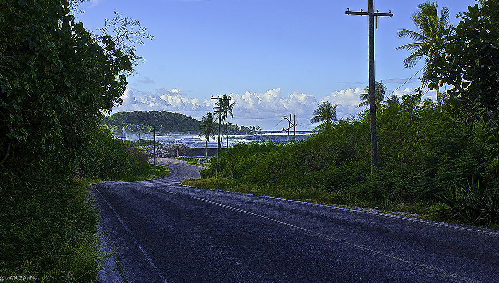 By Hadi Zaher from Melbourne, Australia (Island Ring Road | Nauru) [CC BY 2.0 (http://creativecommons.org/licenses/by/2.0)], via Wikimedia Commons