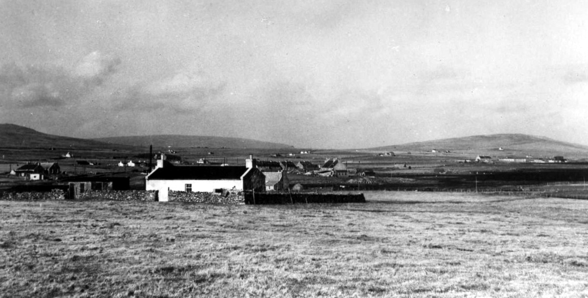 Old Photograph Baltasound Scotland.jpg