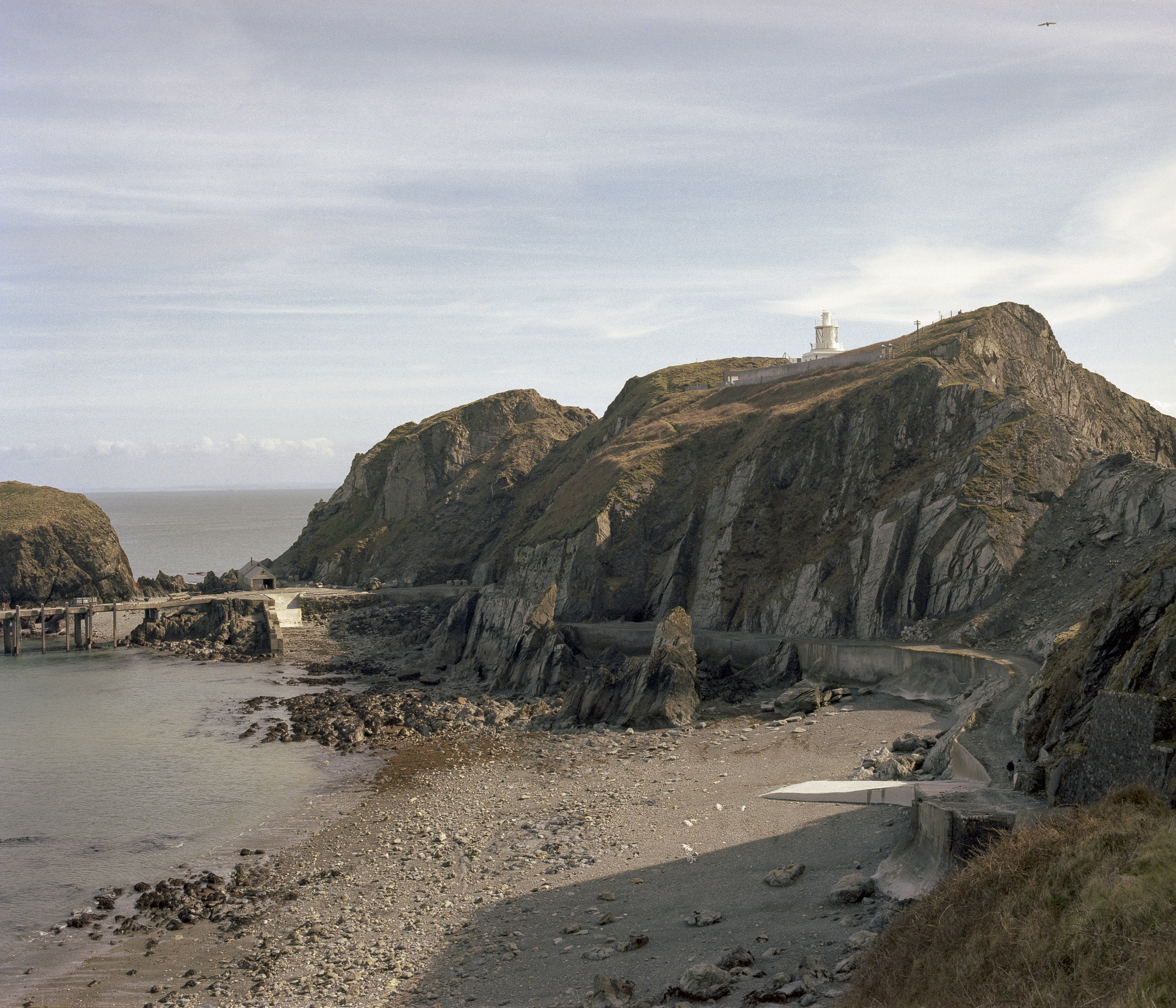 Lundy Harbour, Lundy Island