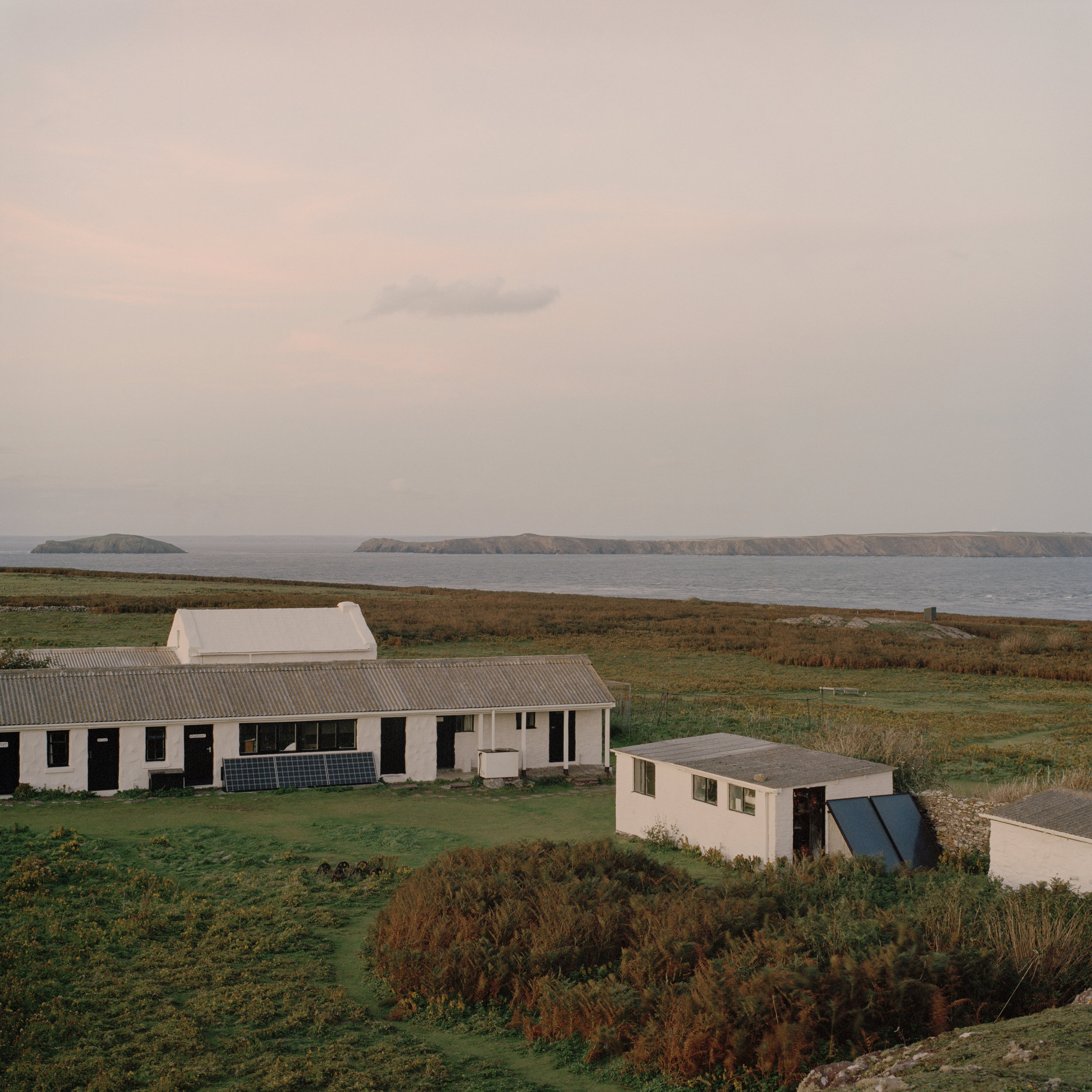 Research Labs, Skokholm Island