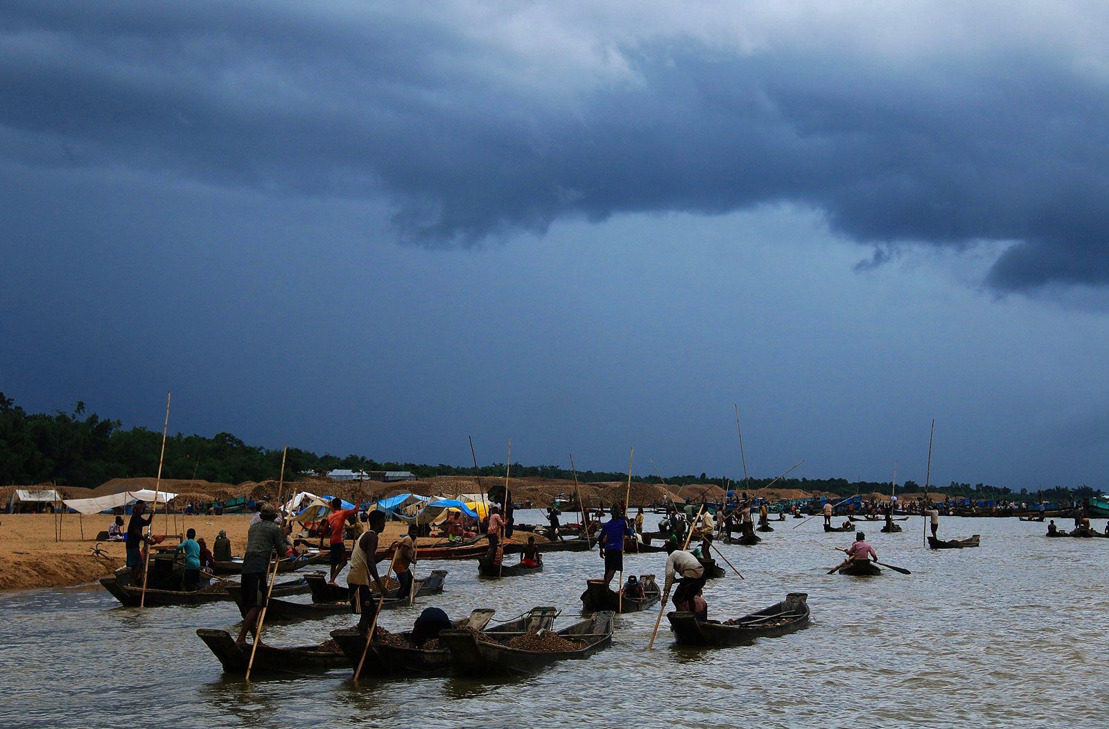 Jadukata River, Bangladesh. Photo by Farukh Ahmed.