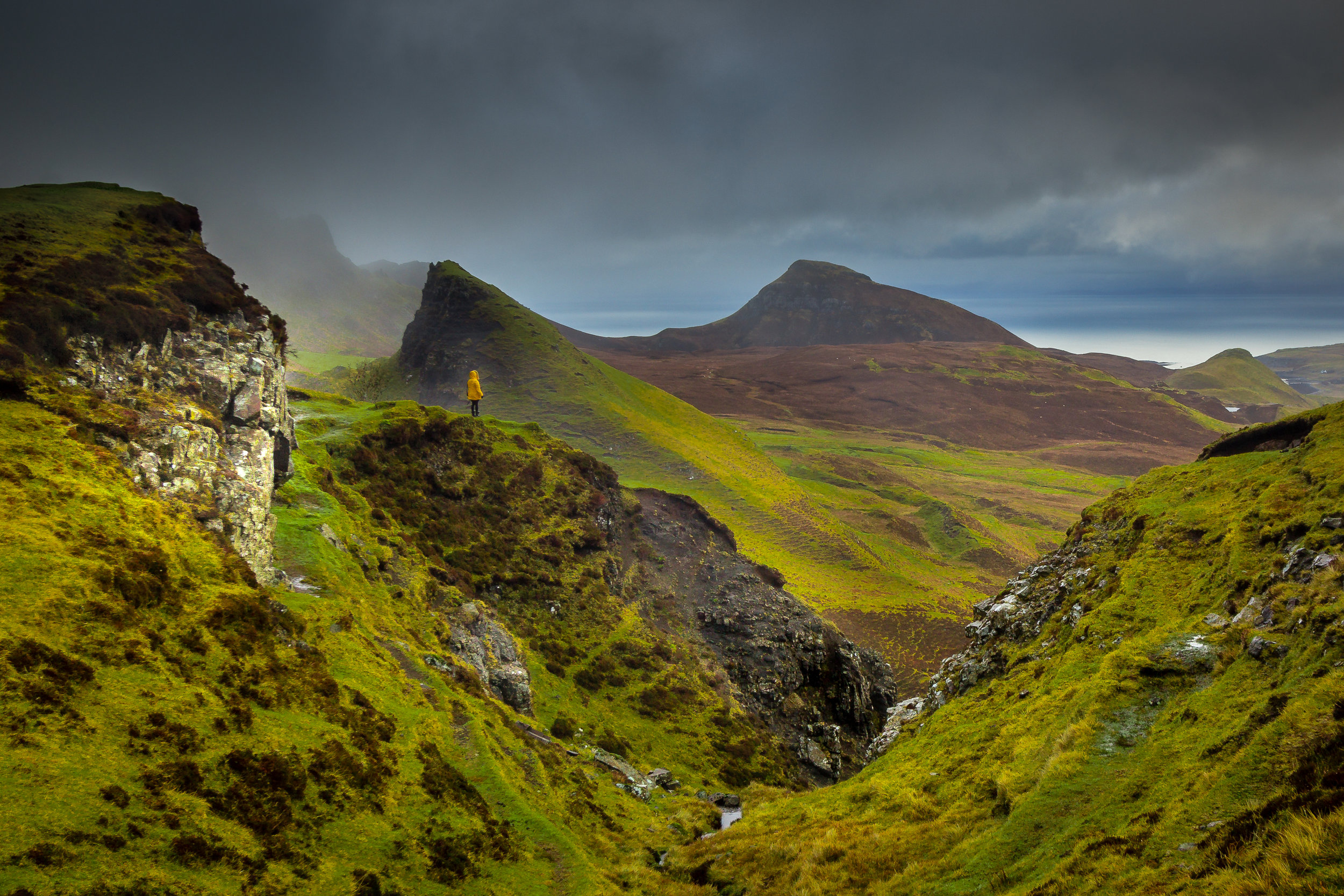 Skye, The Quiraing