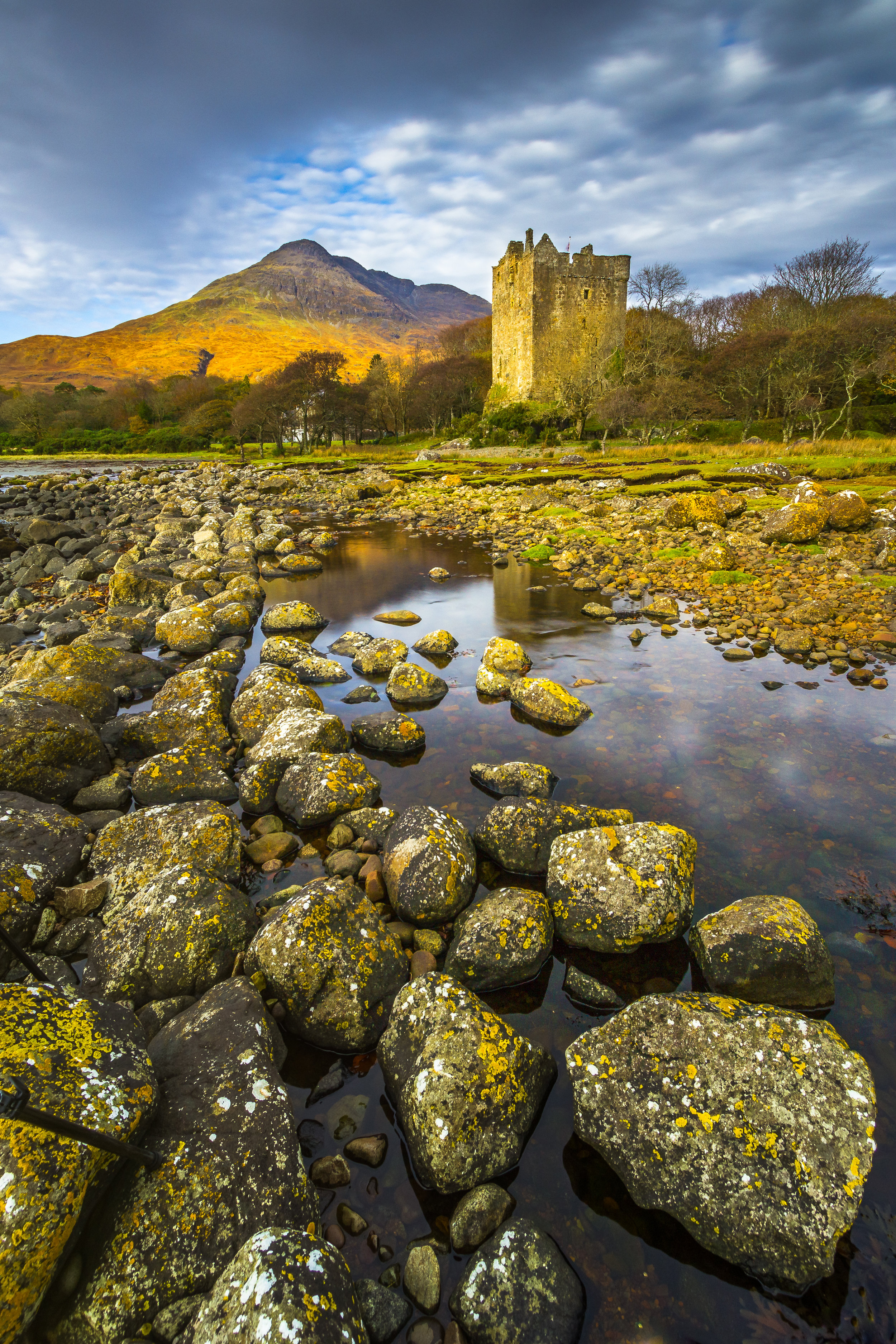 Mull, Moy Castle