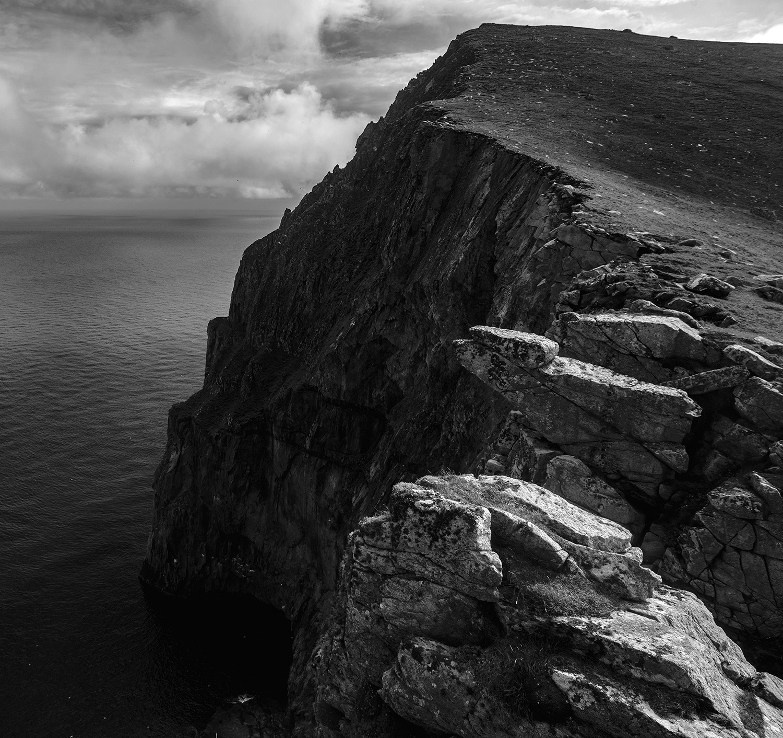 Cliffs of Oiseval