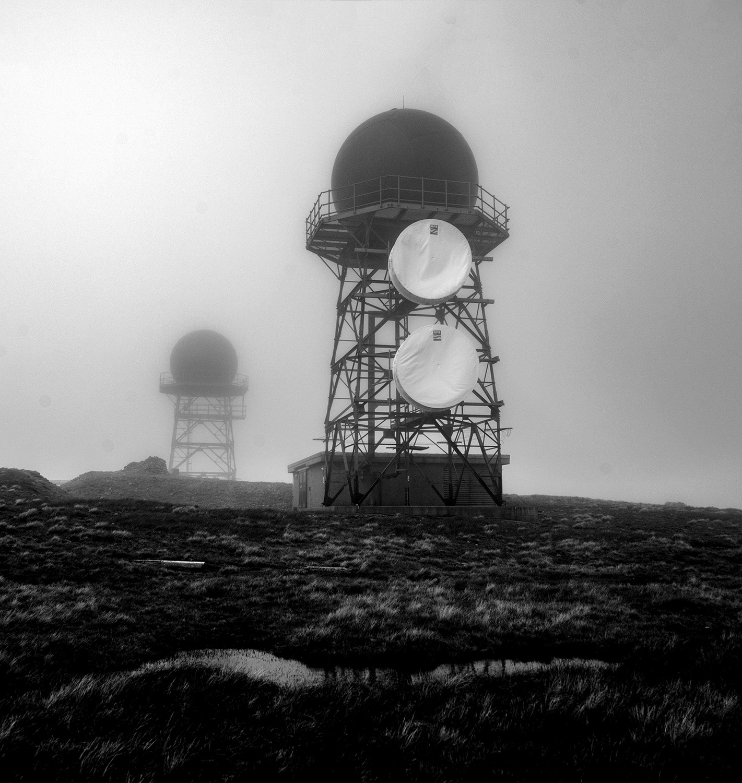 Radar installation, Mullach Mór