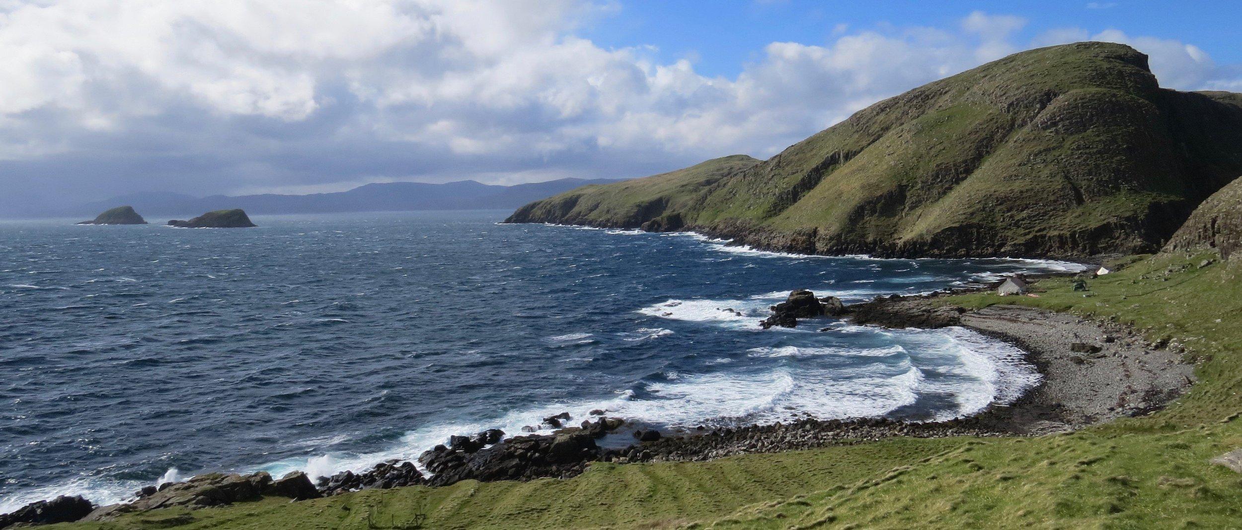 The Shiant Isles, Outer Hebrides, Scotland