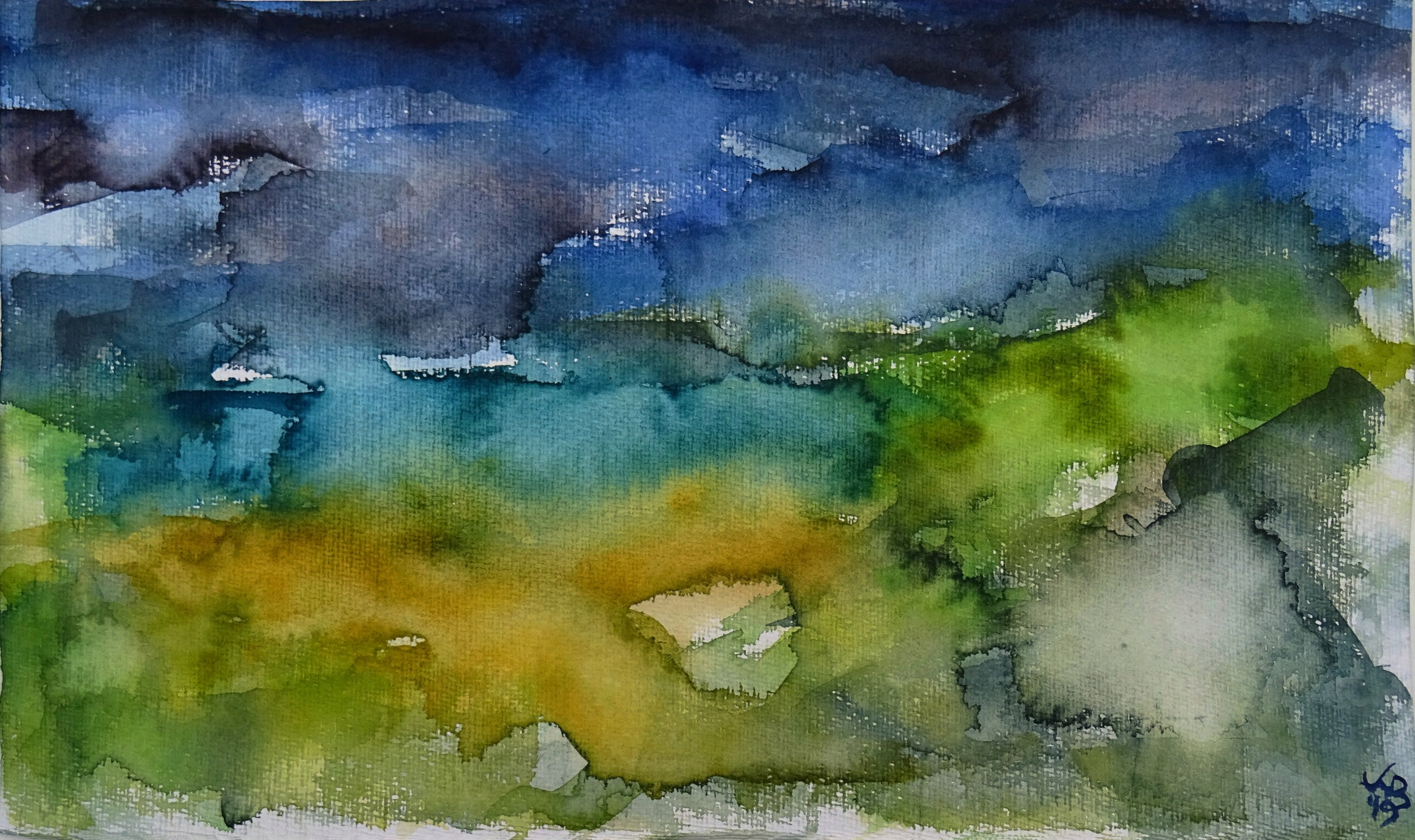 19-01-26_outer_hebrides_great_benera_bostadh_beach_Watercolour_50_x_30_cm_©2019_by_Klaus_Bölling.jpg