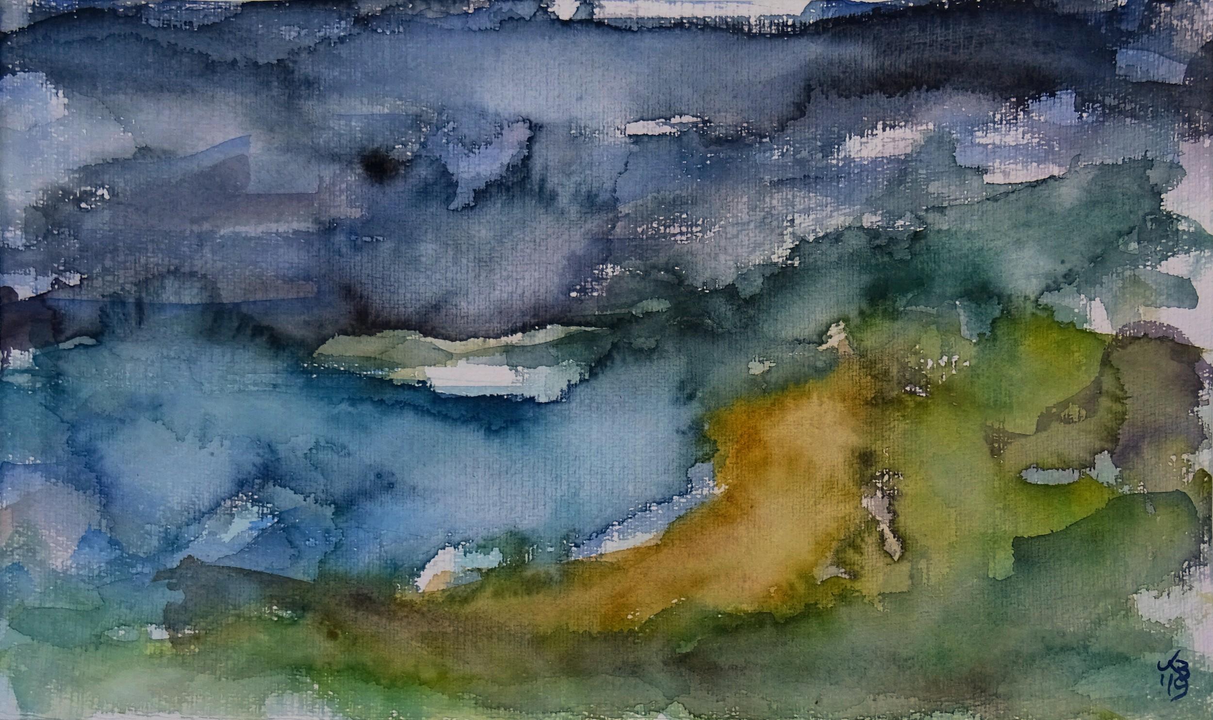 19-01-04_outer_hebrides_eriskay_coilleag_a_phrionnsa_Watercolour_50_x_30_cm_©2019_by_Klaus_Bölling.jpg