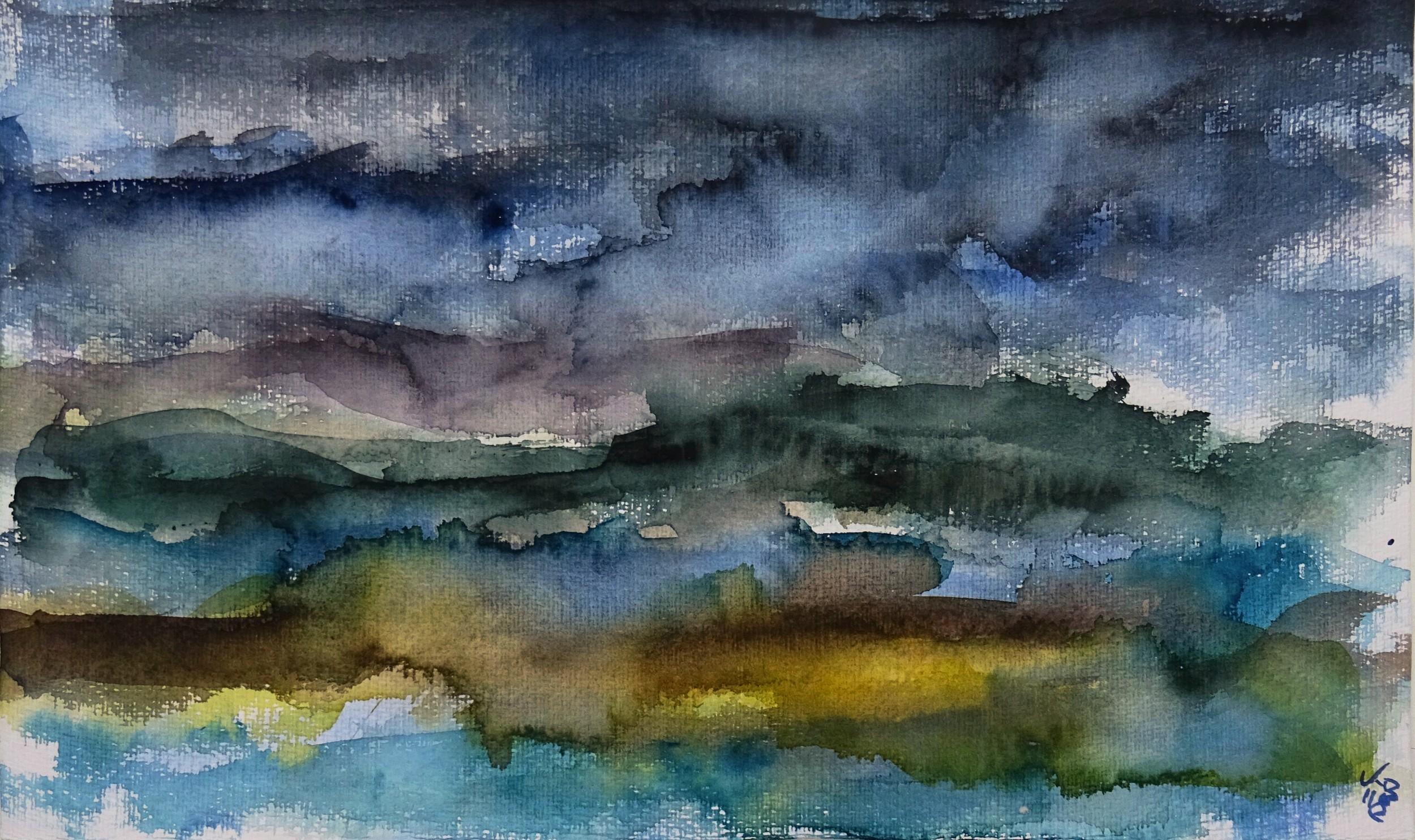 18-12-29_outer_hebrides_north_uist_port_nan_long_2_Watercolour_50_x_30_cm_©2018_by_Klaus_Bölling.jpg