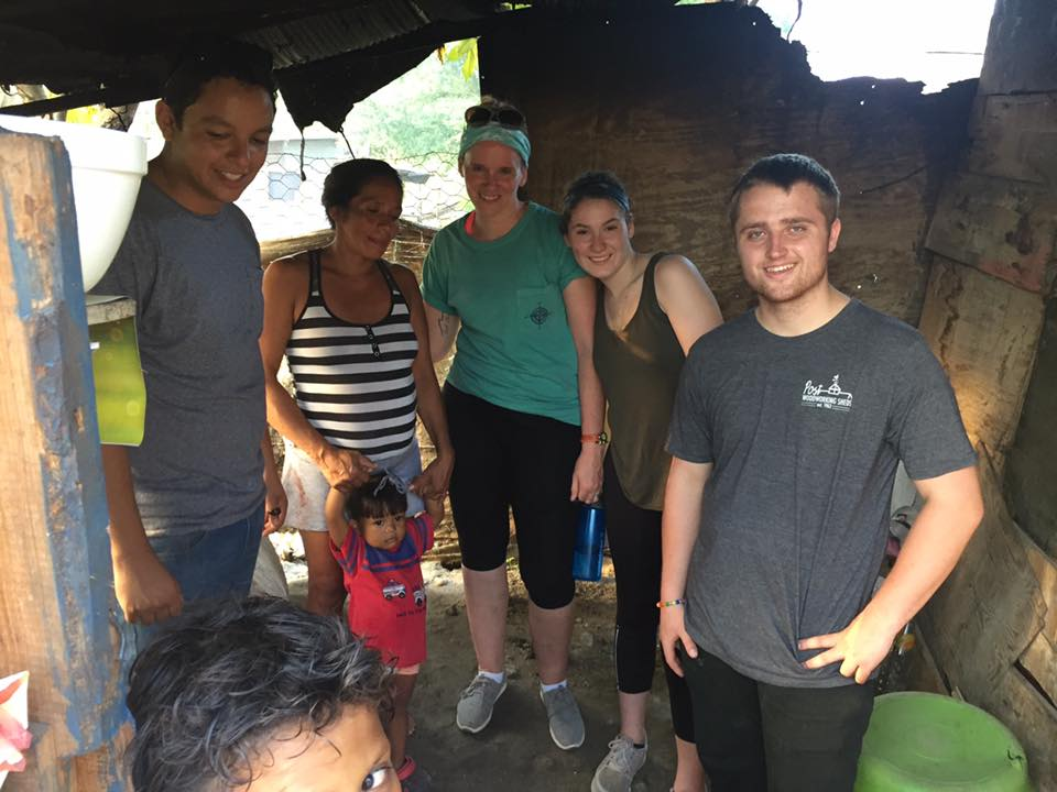Something to Celebrate,  A team is just coming back from a week serving orphans in Honduras in the name of Jesus.