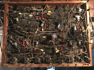 Old wiring where every break and splice creates degradation and possible disconnects in the functioning of the system.
