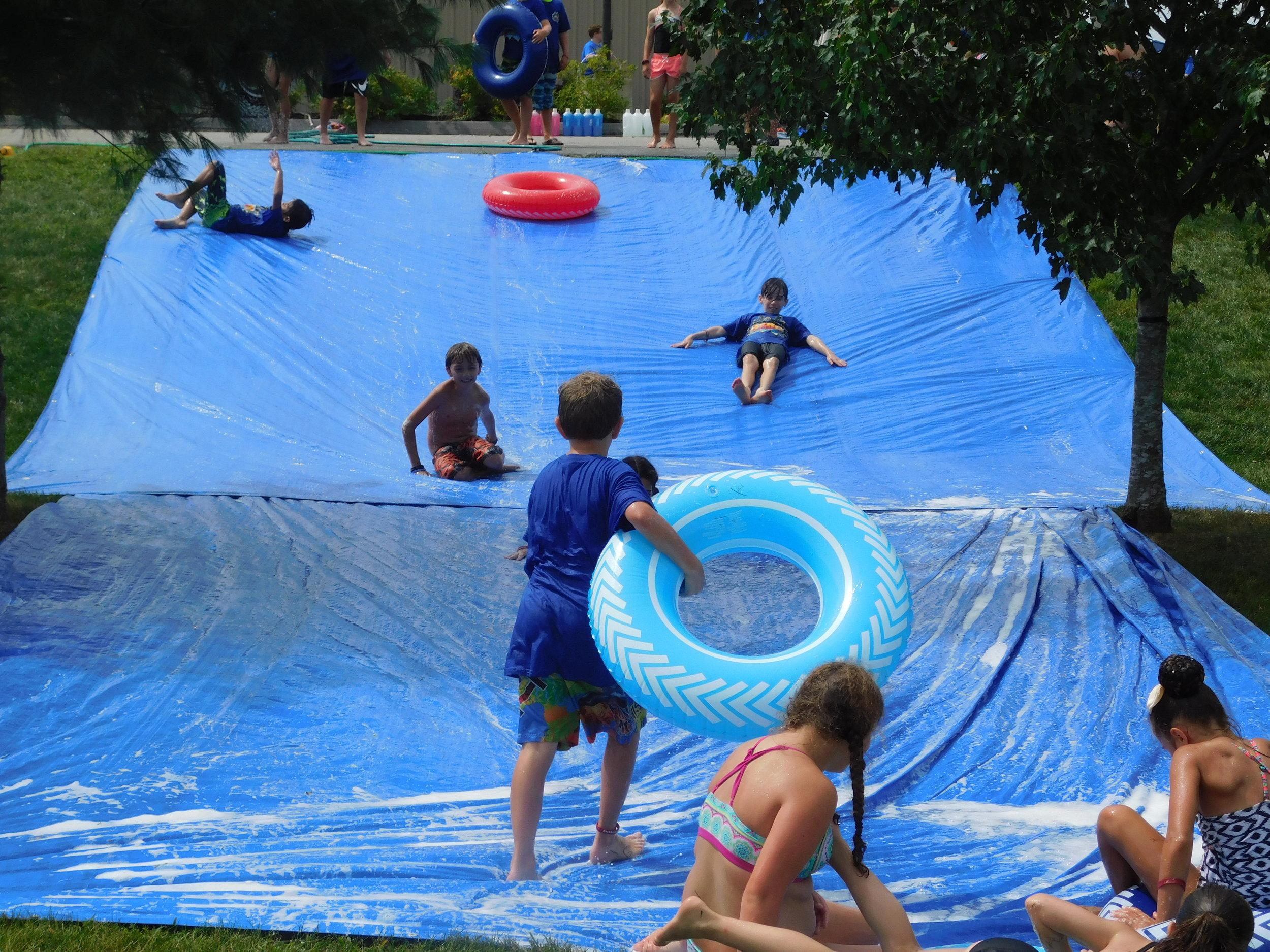 Day Camp Aug 13-17 & Aug 20-24