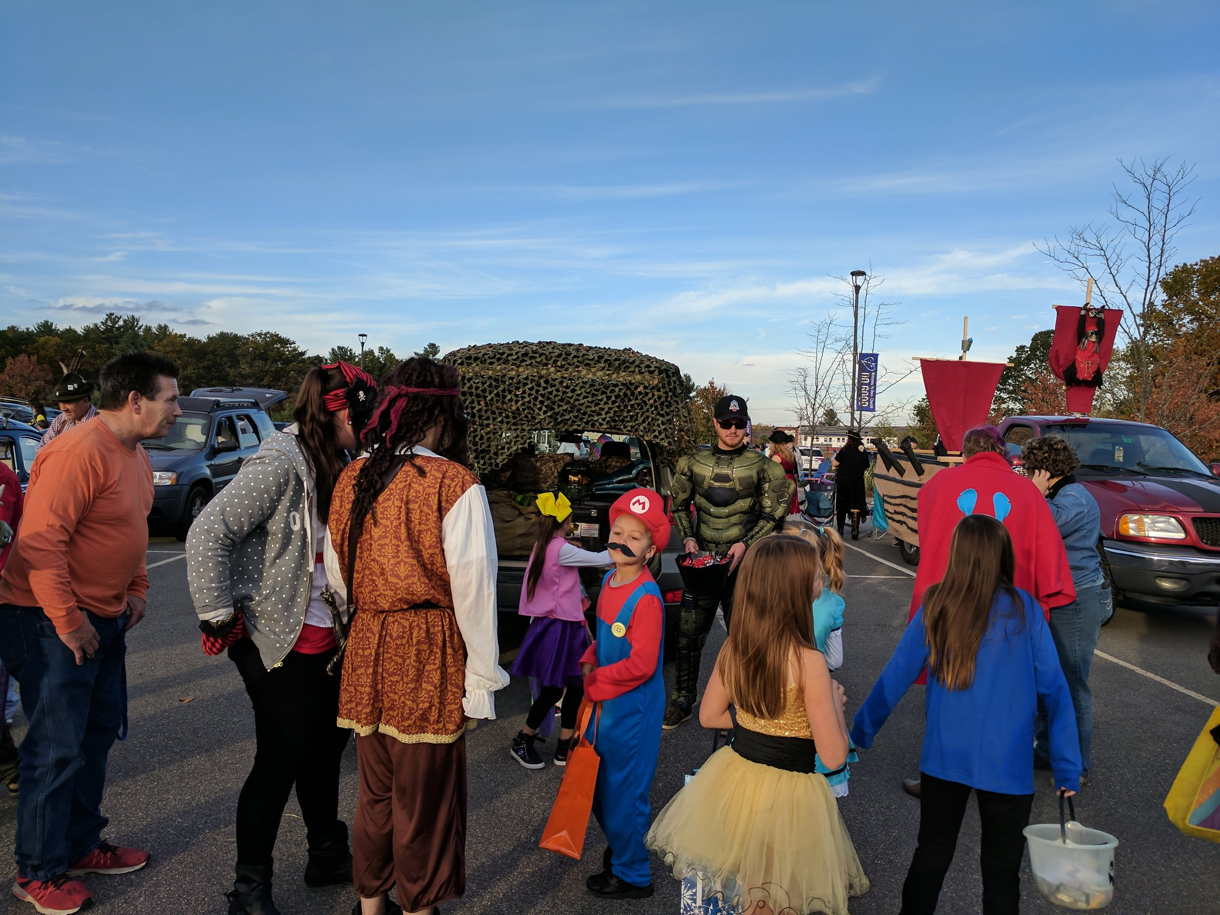 Join us for Plaistow's Trunk or Treat this Saturday from 3:00 to 5:00 pm