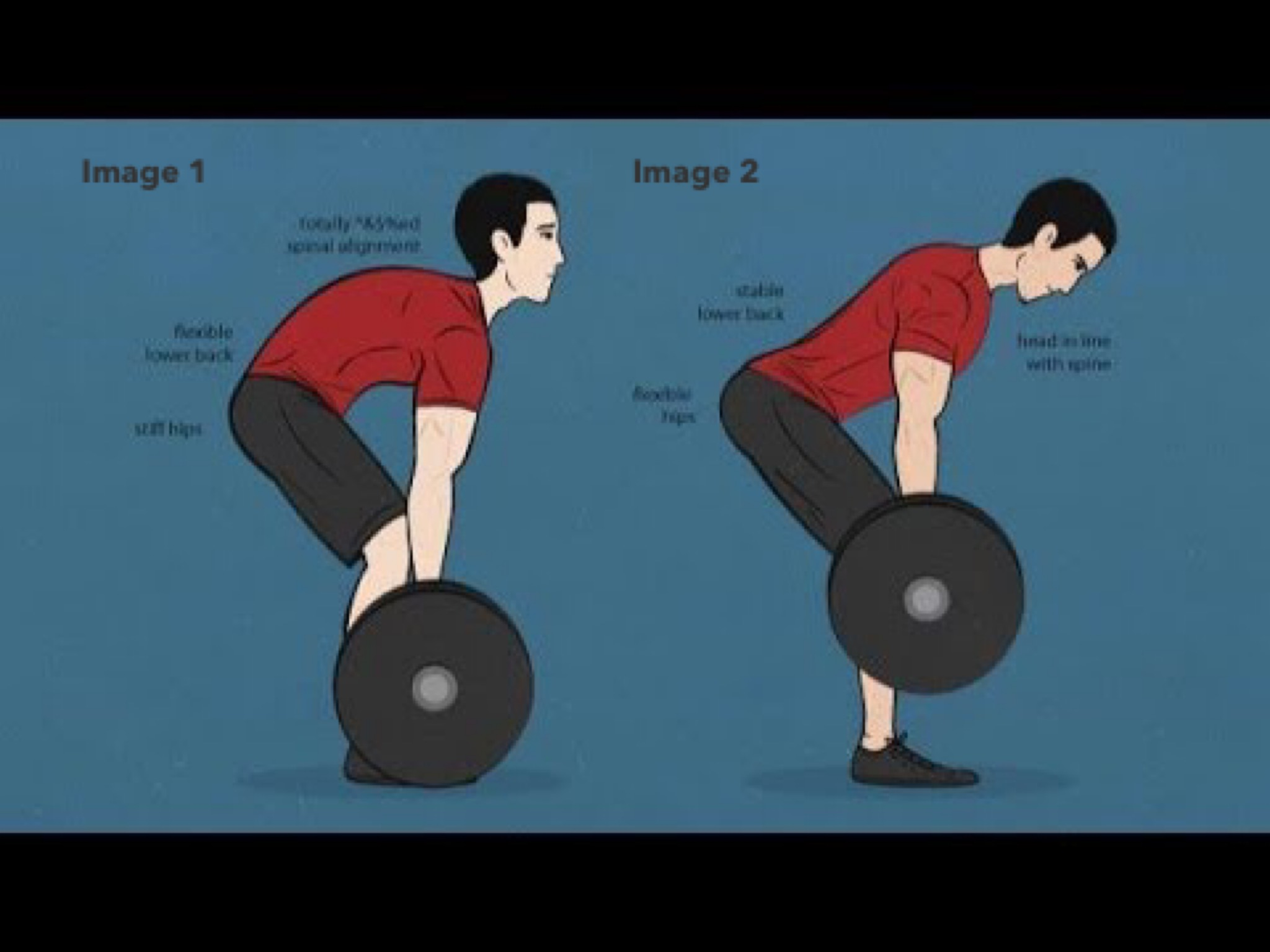 image cred: nothing uglier than bad deadlift form youtube