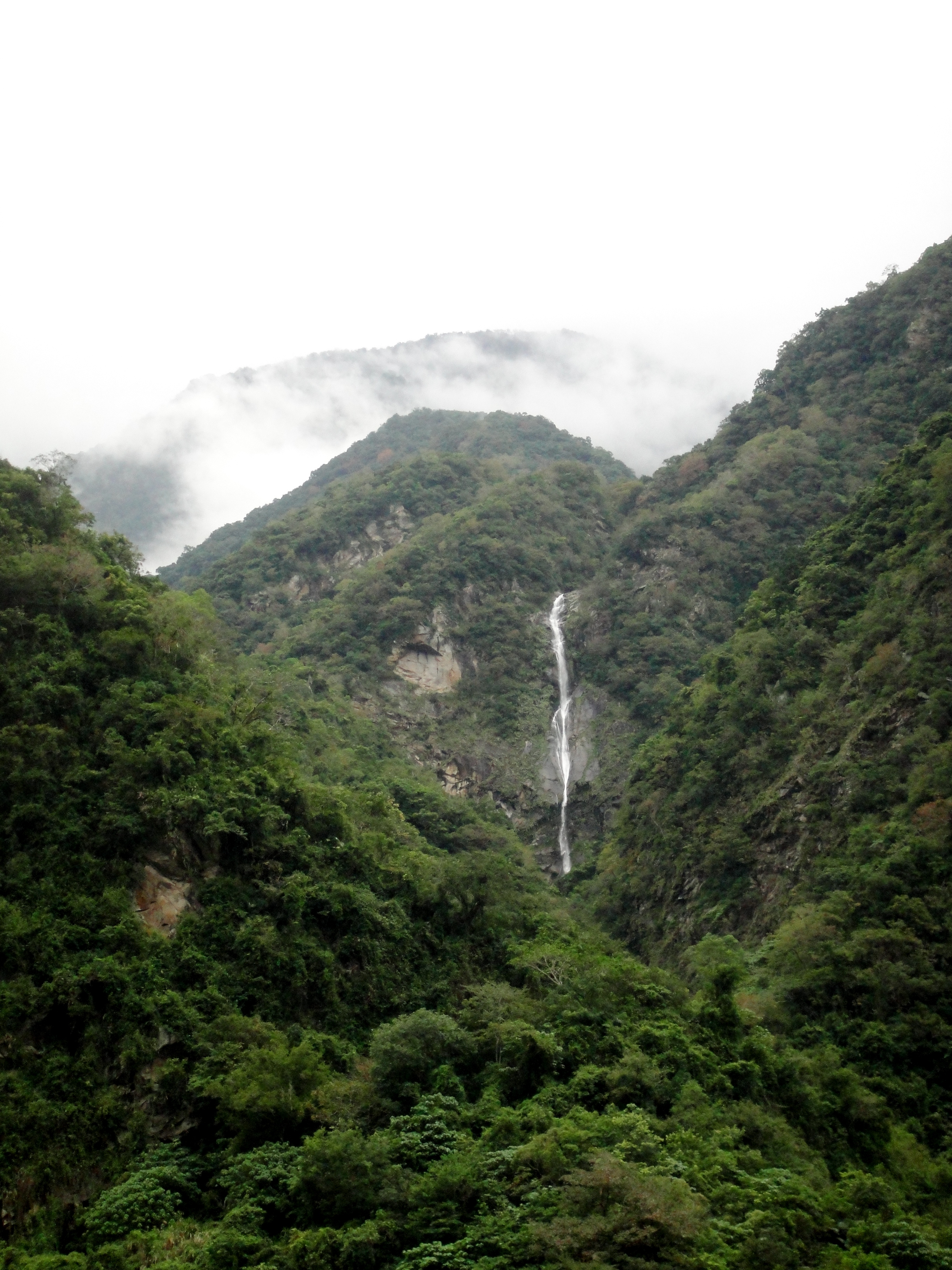 Mountains in Taroko Gorge