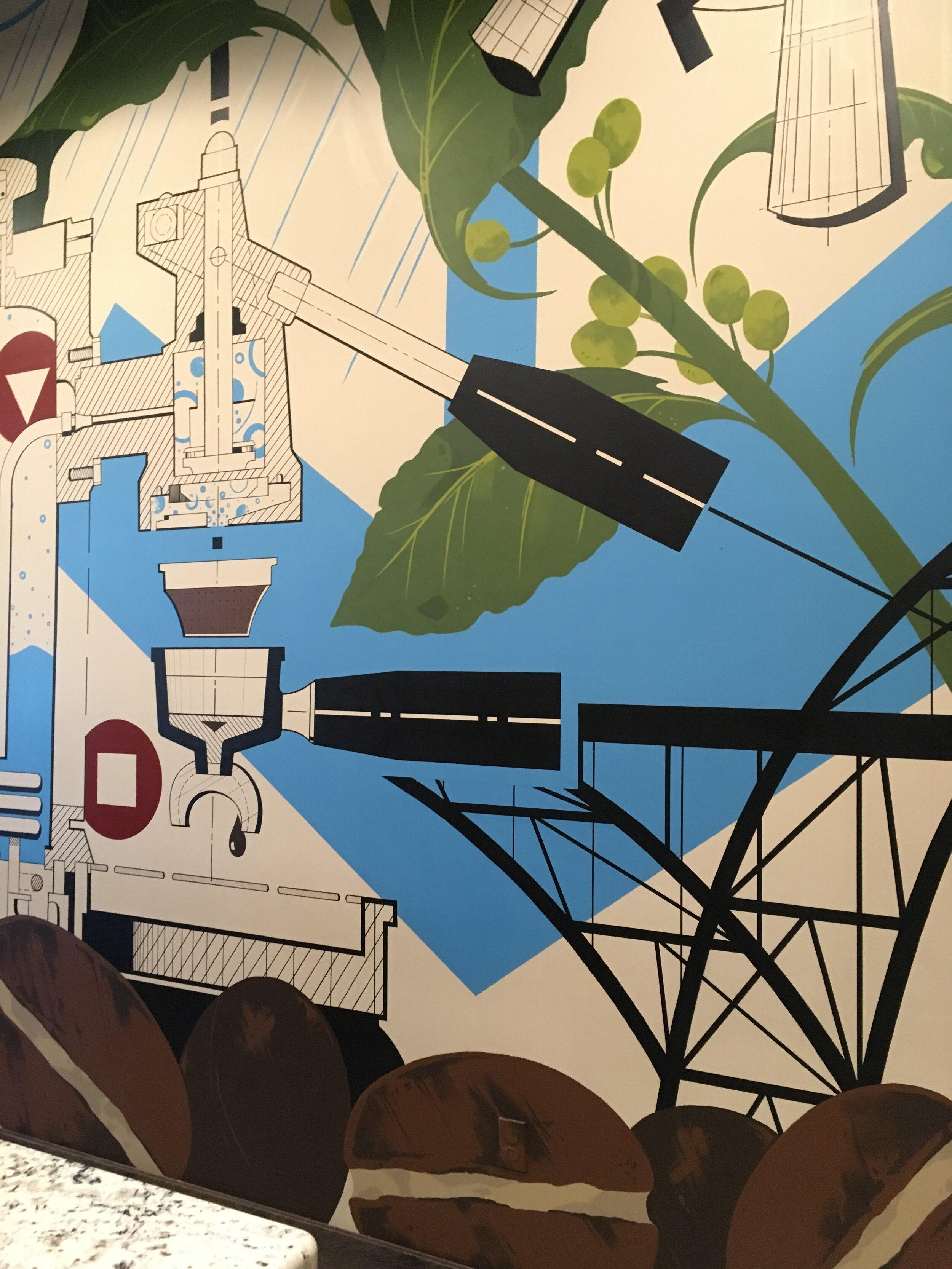 Cafe Ponte, Portland OR