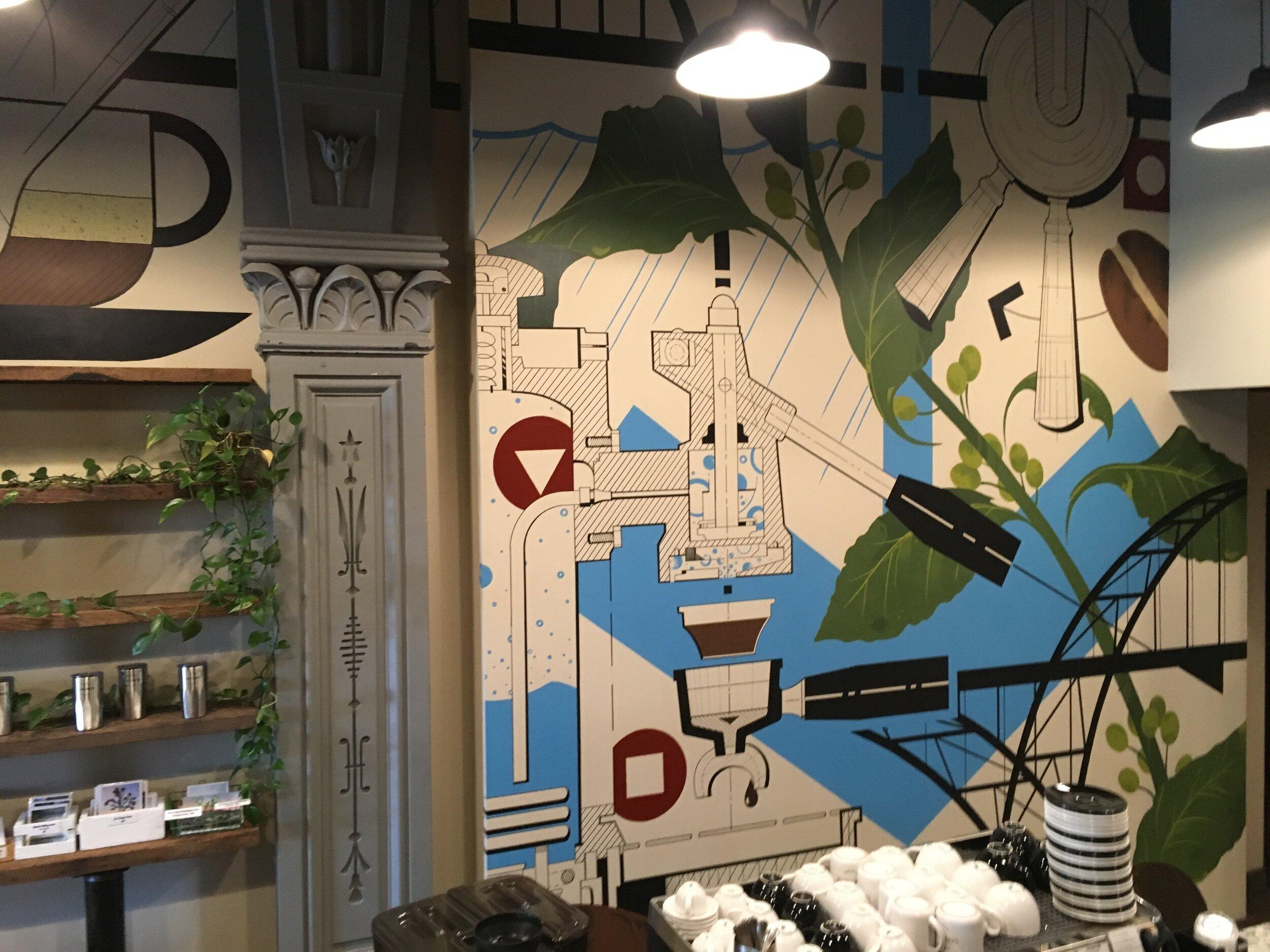 Cafe Ponte, Portland, OR