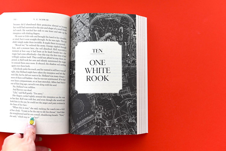 Pendulum Magazine - A Darker Shader Shade of Magic Review