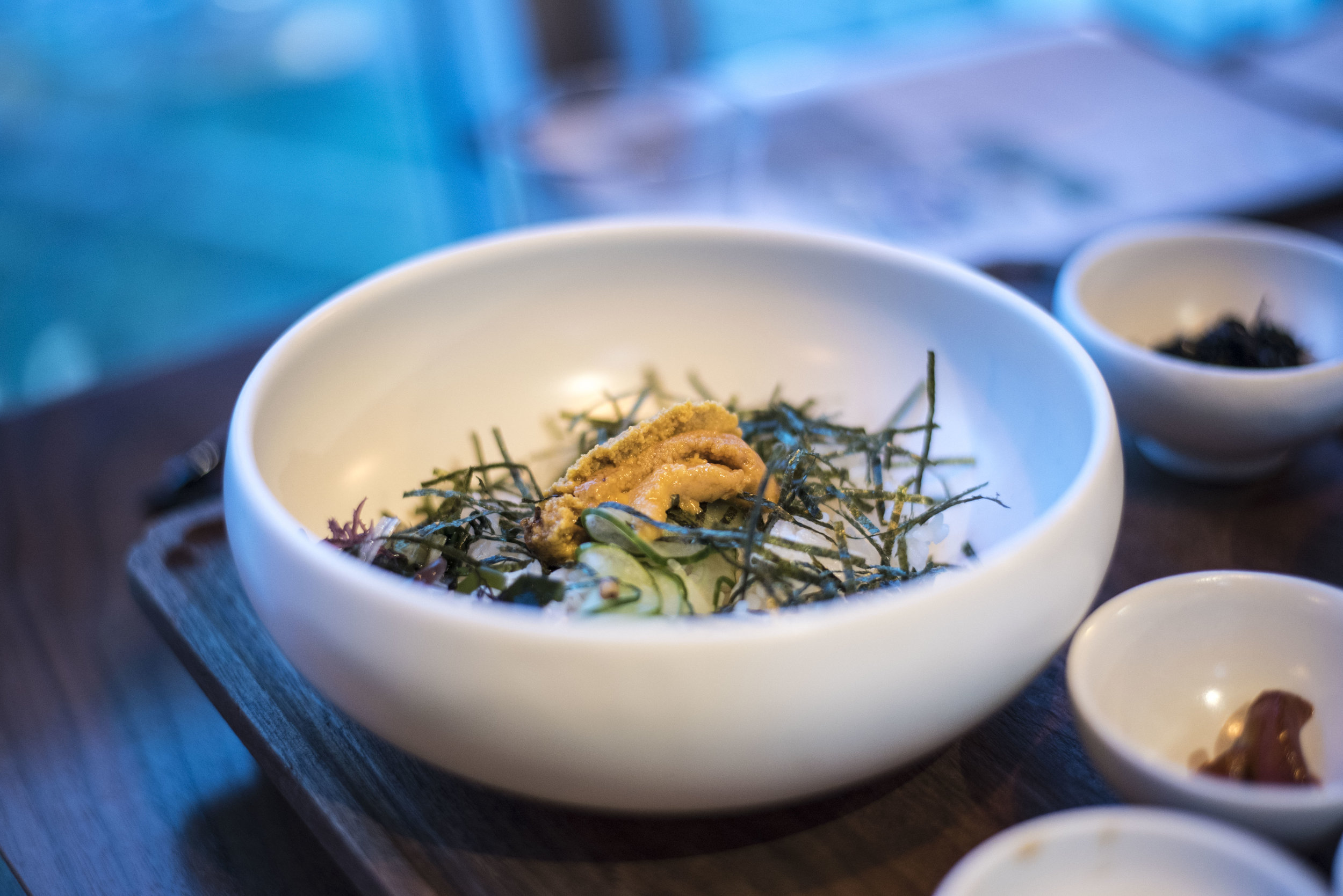 Pendulum Magazine - Korean Culinary Legacy - Uni Rice Bowl