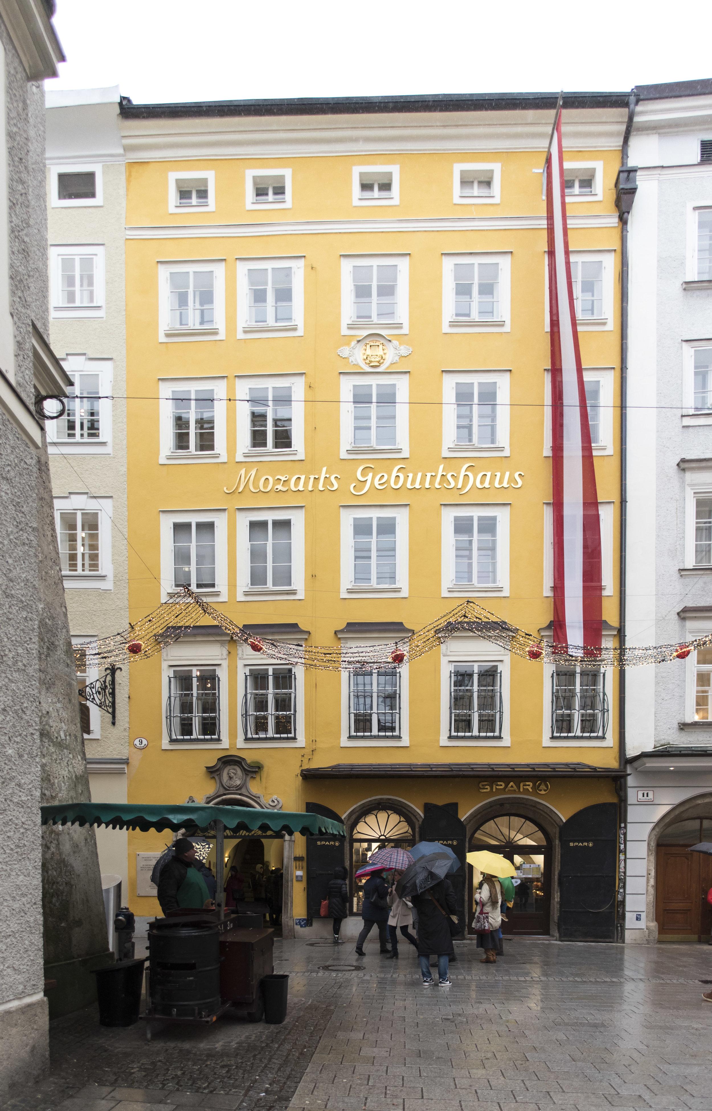 Pendulum Magazine X A Day in Salzburg