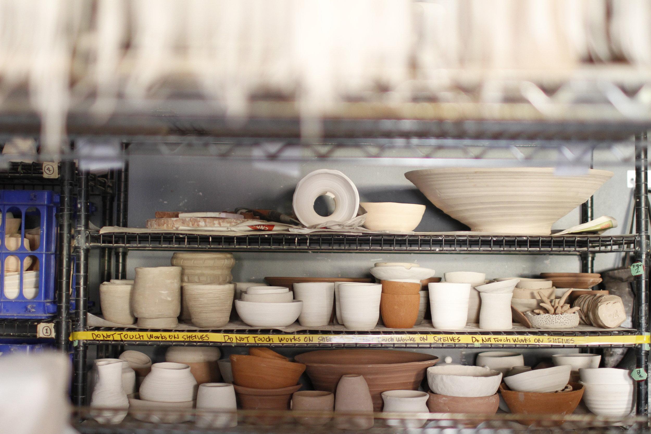 Pendulum Magazine X HiDe Ceramic Works