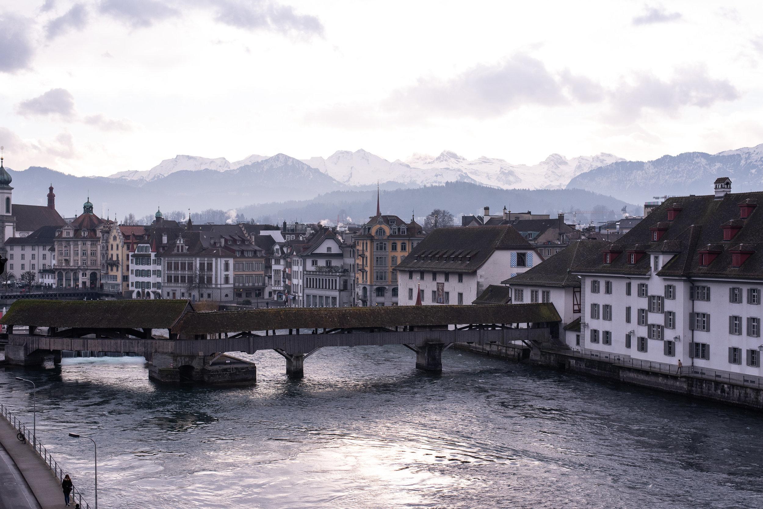 A Day in Luzern Switzerland X Pendulum Magazine
