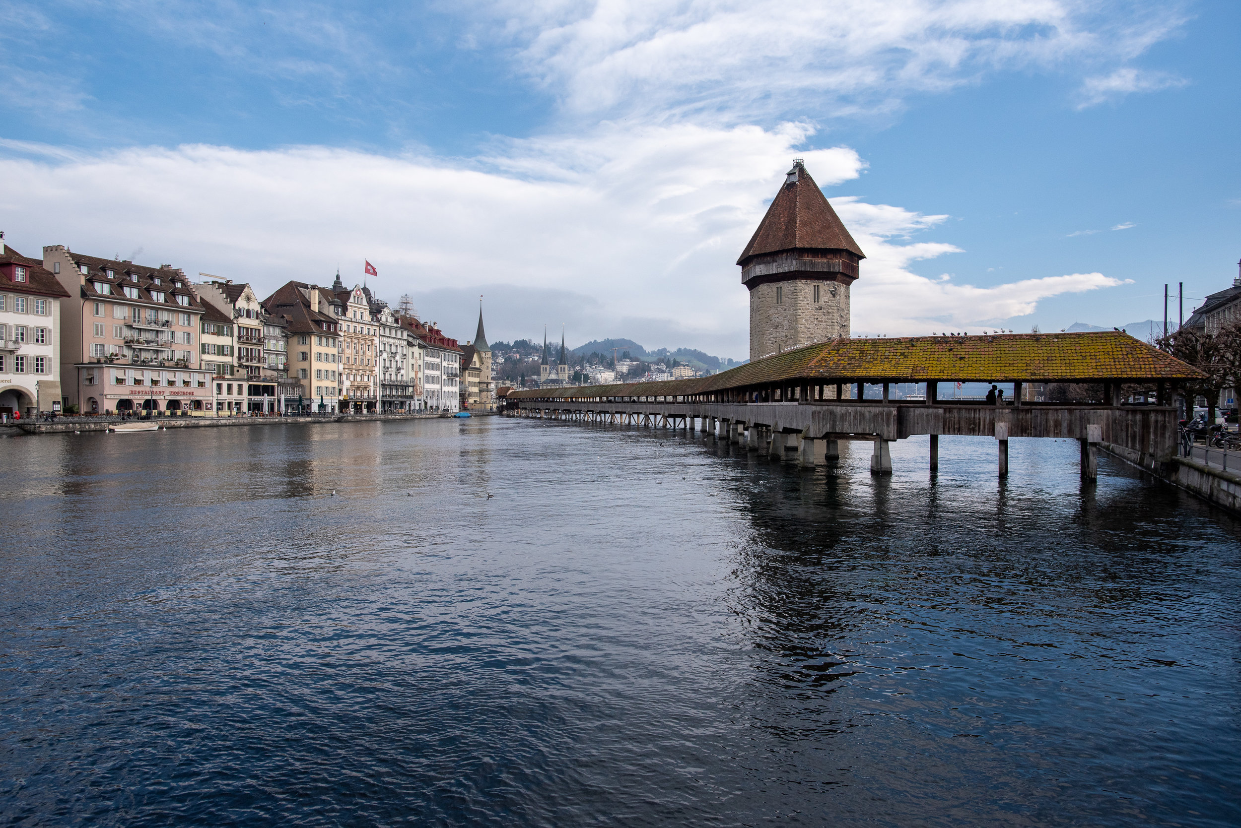 Kapellbrücke Luzern Switzerland X Pendulum Magazine