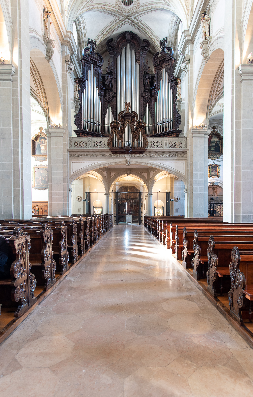 Church of St. Leodegar Luzern Switzerland X Pendulum Magazine