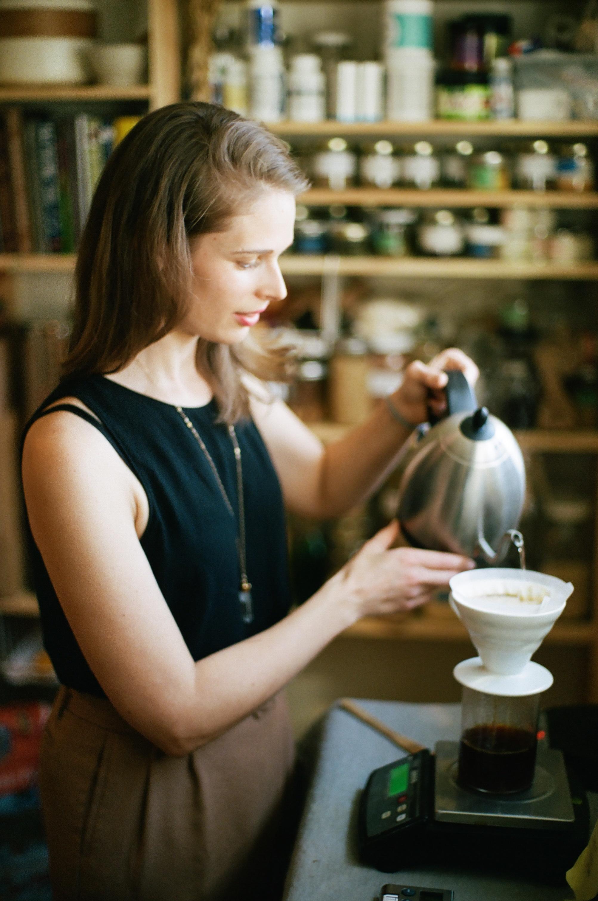 LÜNA Coffee Interview X Pendulum Magazine