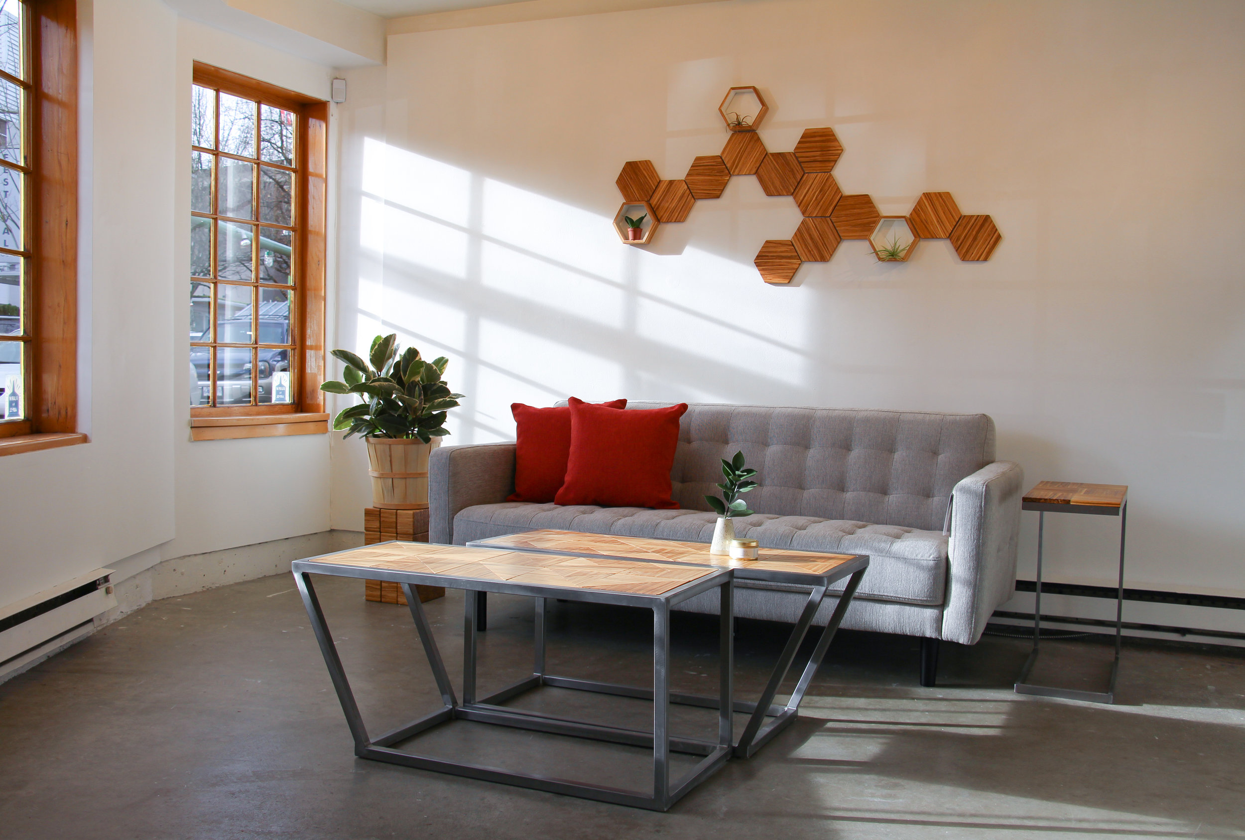 ChopValue designs adds sophistication to a living space.
