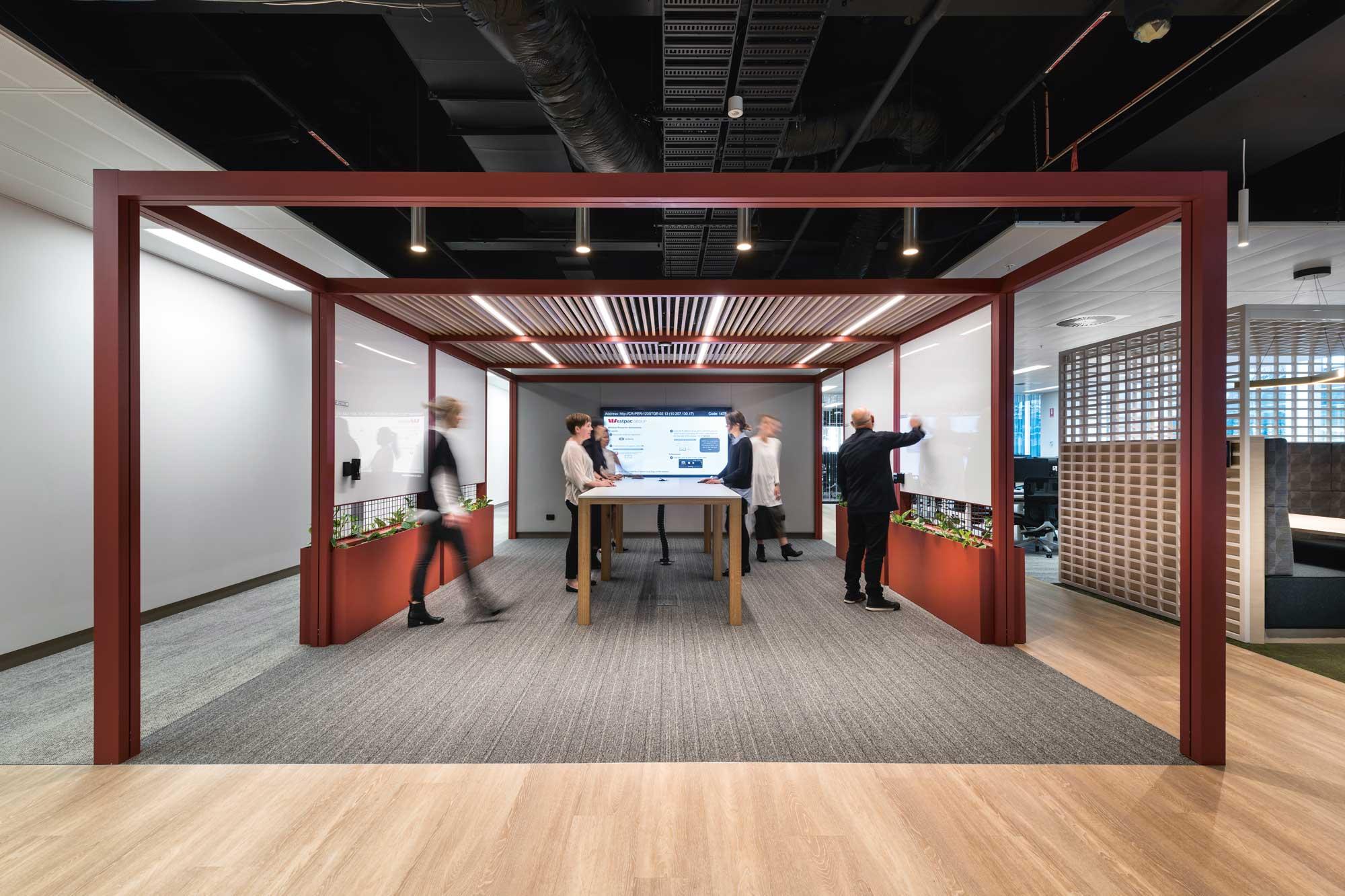Office Meeting Room Pavilion.