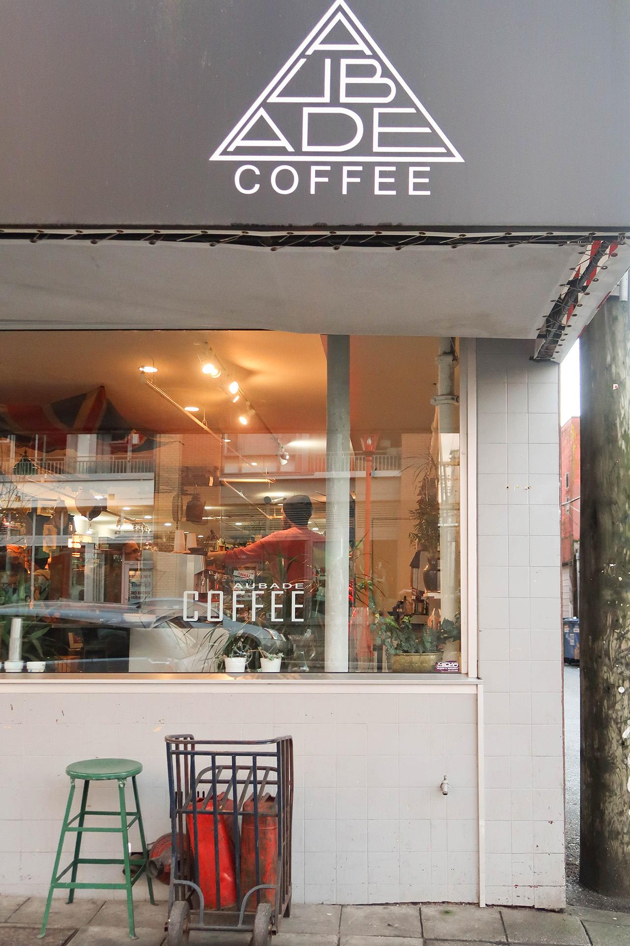 Aubade Coffee X Pendulum Magazine