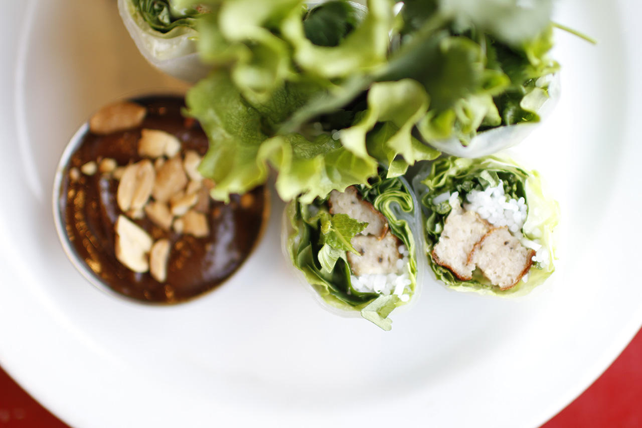 Goi Cuon Salad Roll.