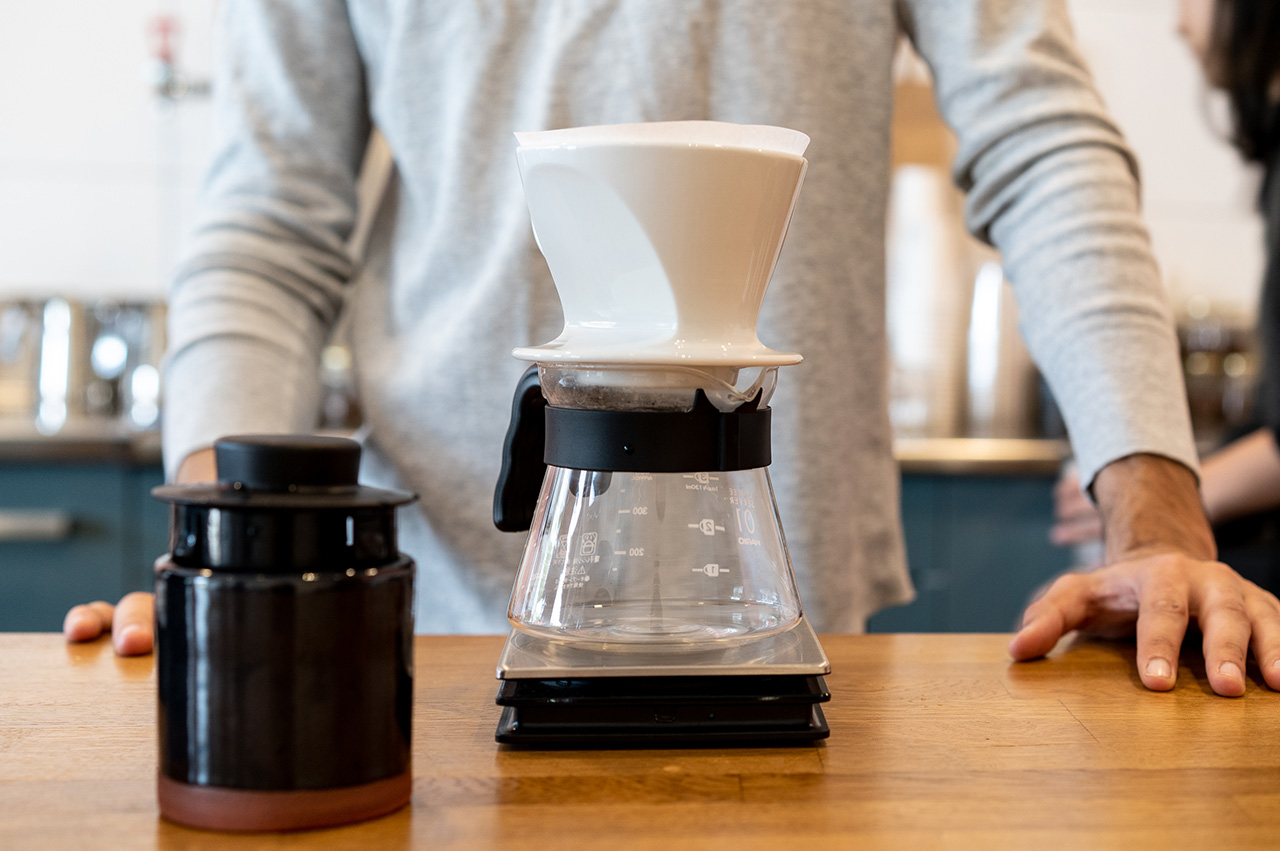 Modus Coffee Roasters X Pendulum Magazine