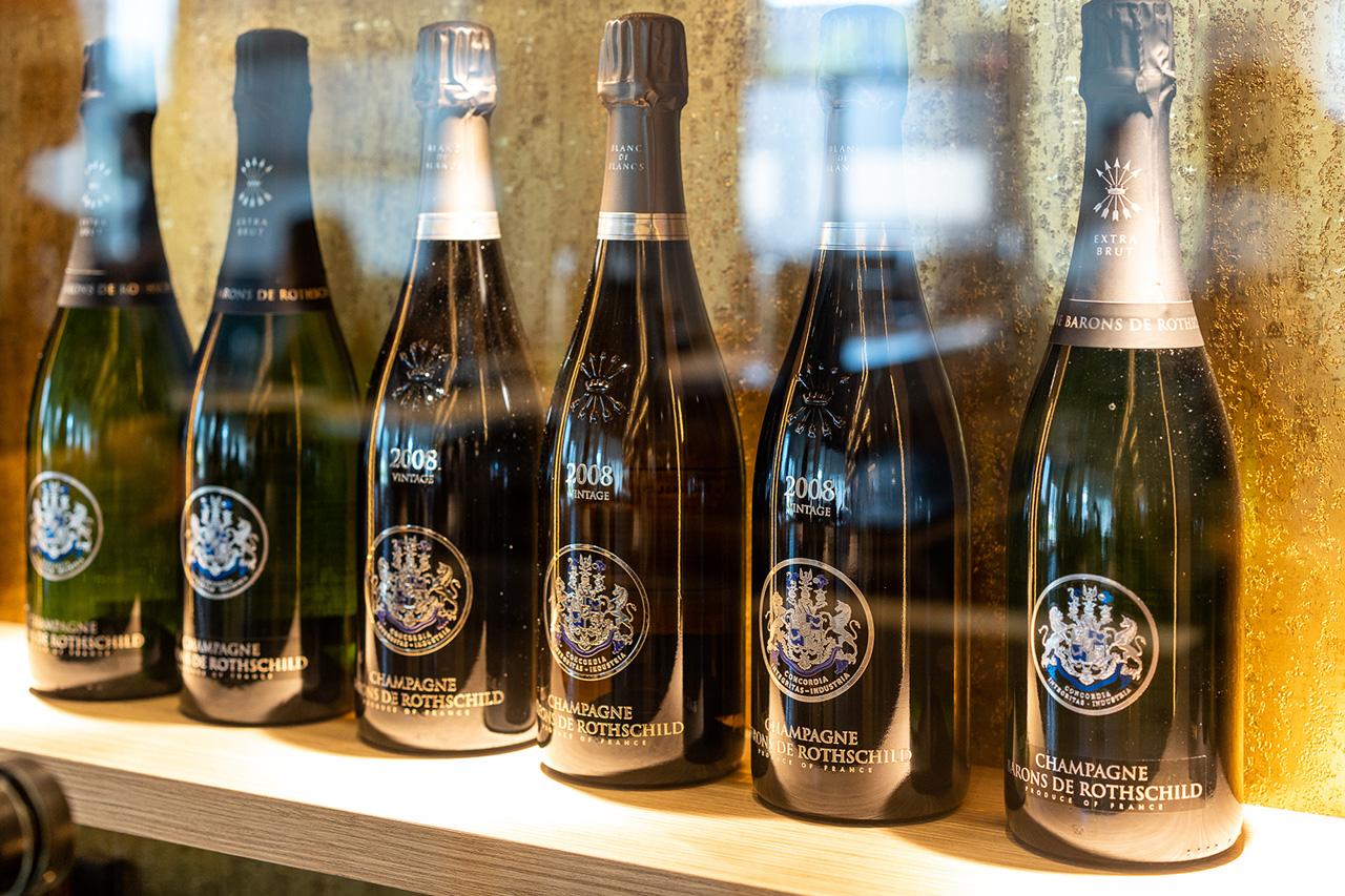 Origo Club Richmond Champagne Baron de Rothschild X Pendulum Magazine Florence Leung