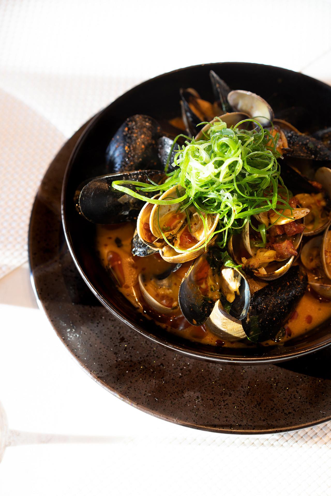 Moules et Coquillage.