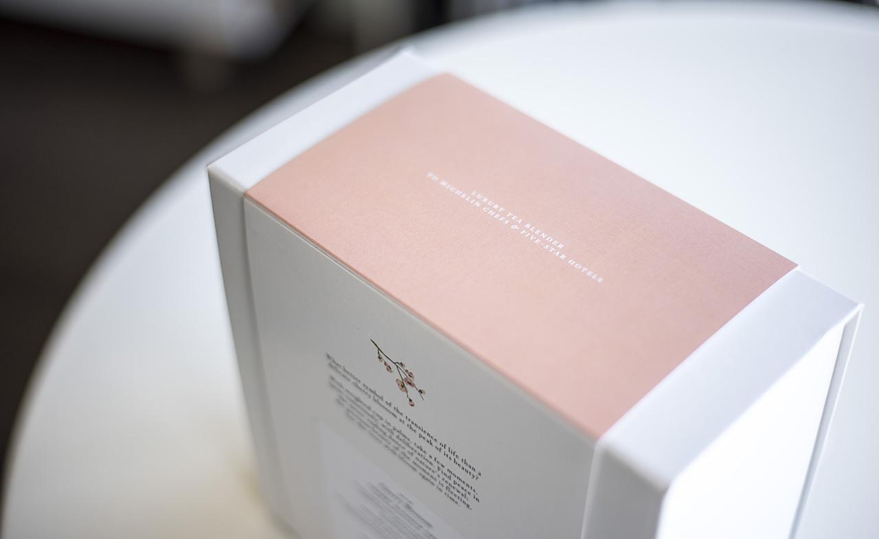Cherry Blossom Tea Set Tea Leaves X Pendulum Magazine