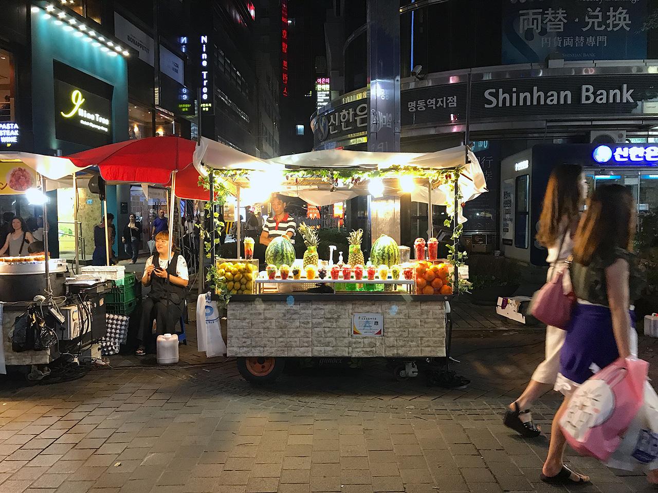 Pendulum Magazine - One Day in Seoul - Myeong Dong